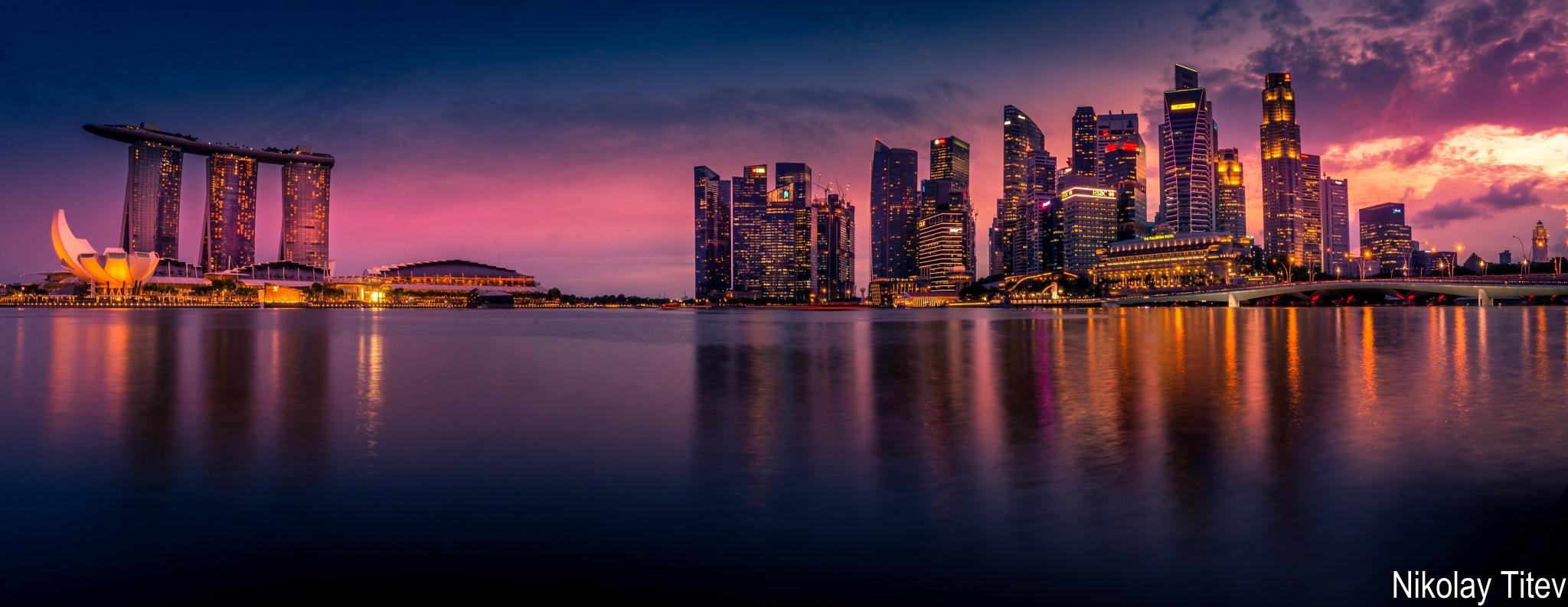SINGAPORE by Nikolay Titev