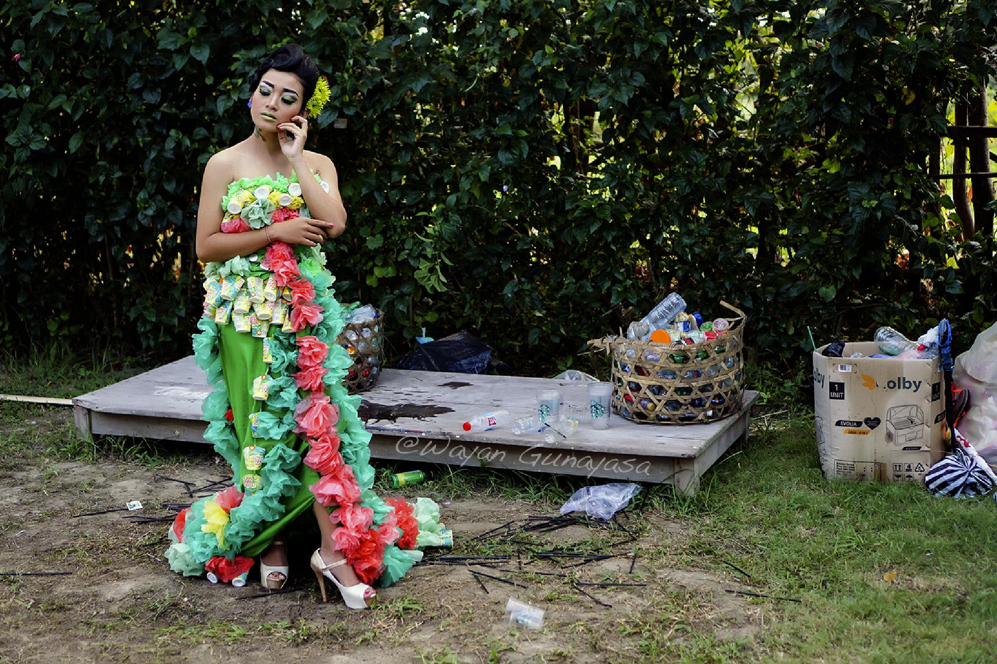 Recycling on beauty by yangunayasa63