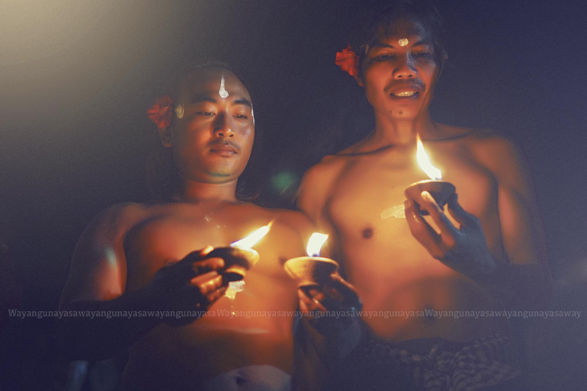 Torch of life by yangunayasa63