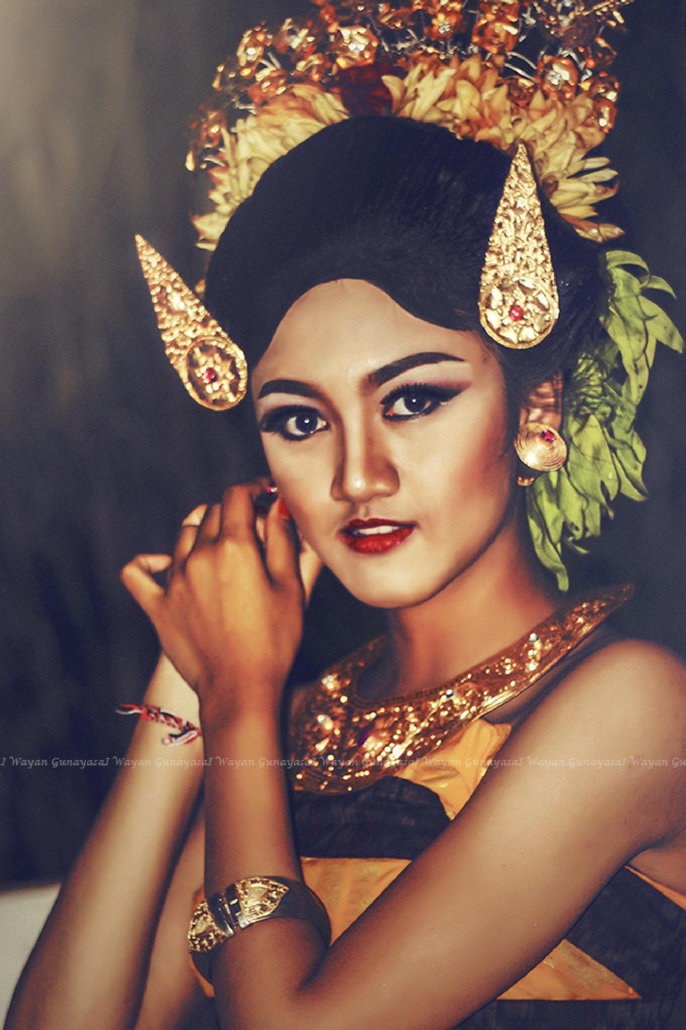 A beautiful eyes by yangunayasa63
