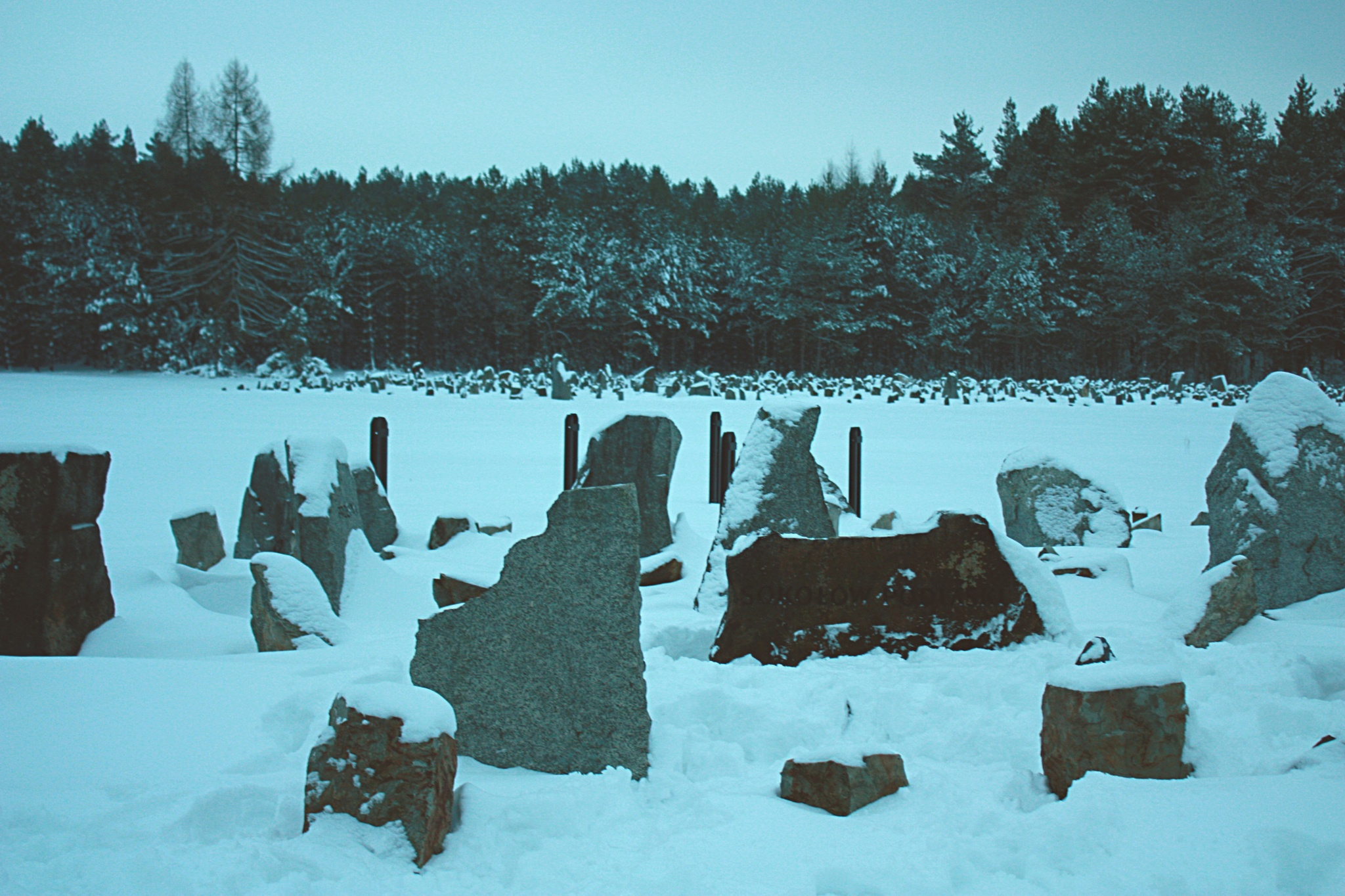 Buried communities by Hilula