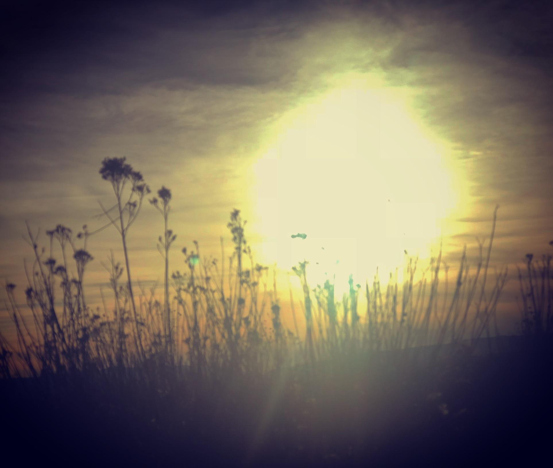 Sunset hike by Kelleejean Smith Lounsbery