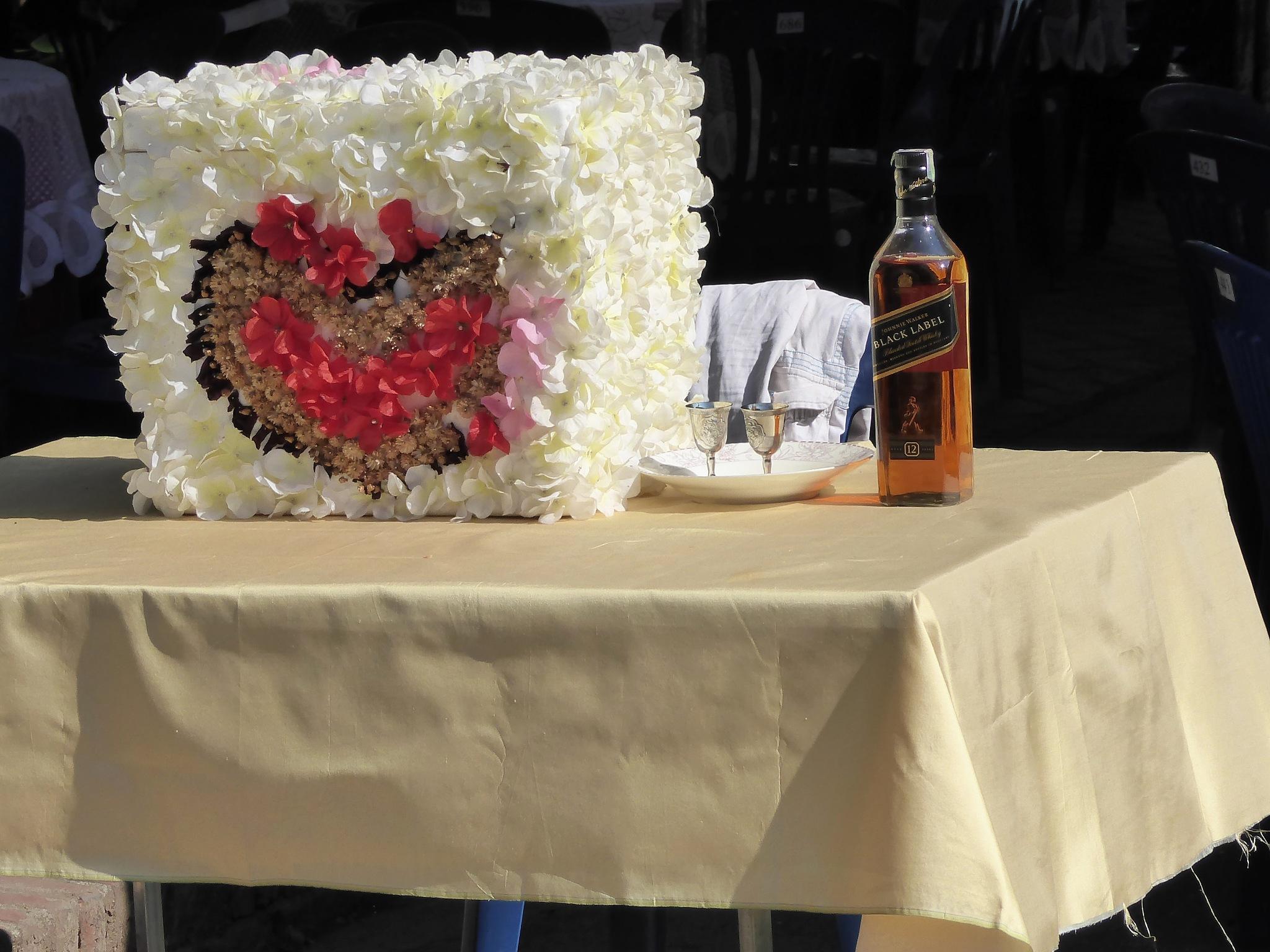 preparing a weddingcelebration by TonC