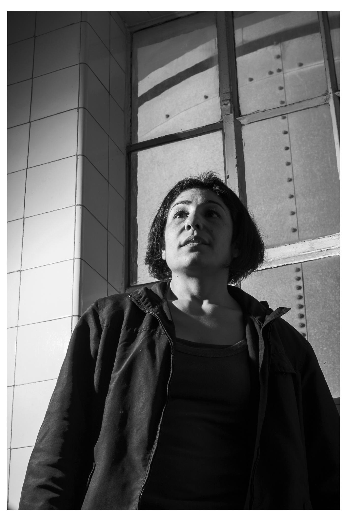 Portrait by Jeff Hubbard