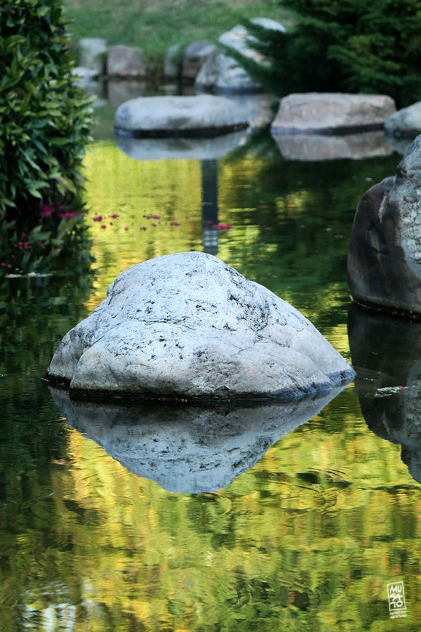 Reflection by Musato