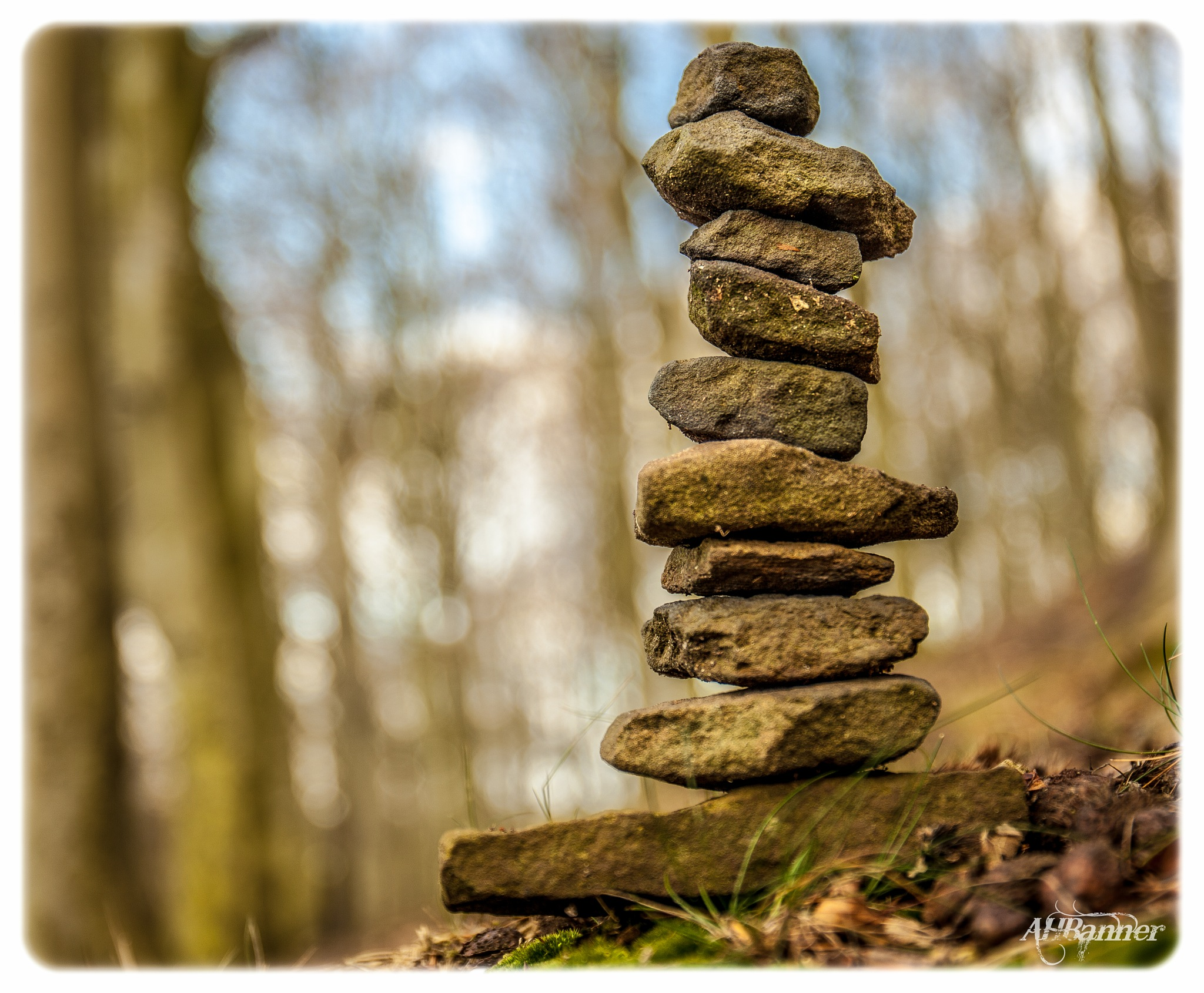 Balancing Act by Ady Banner