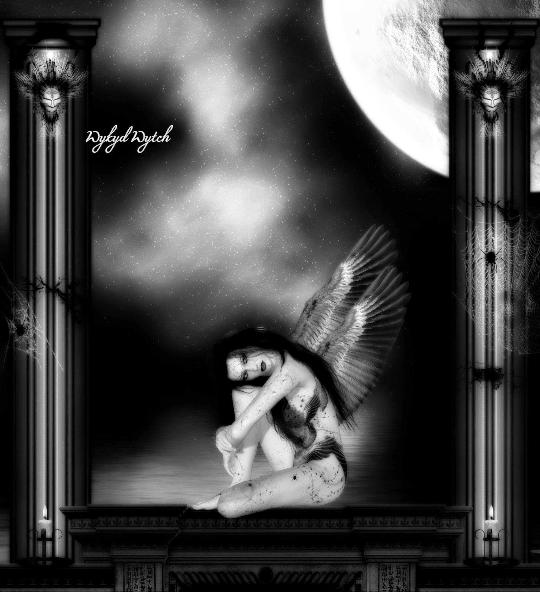 Angel of Sorrow by Emerald City Digital
