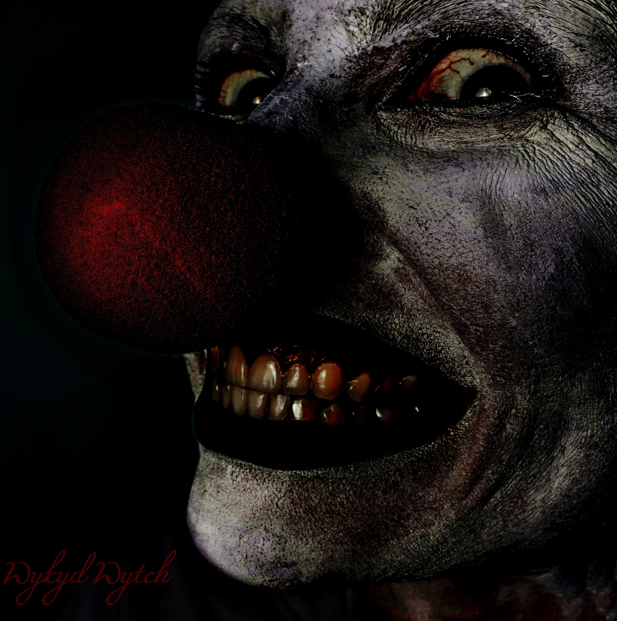 Killer Klown by Emerald City Digital