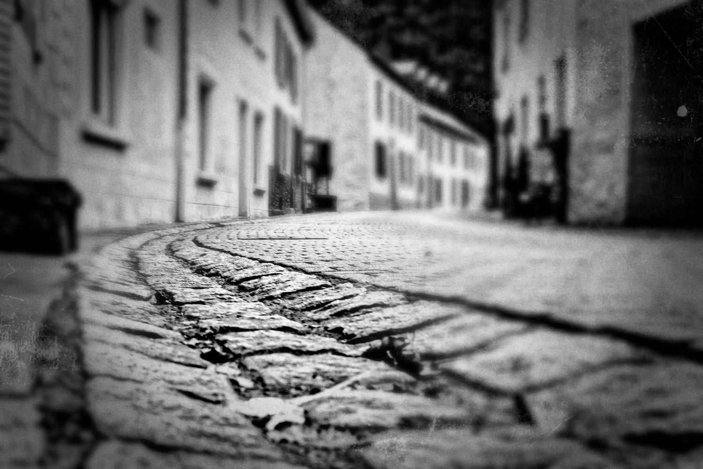 Sous les pavés... by PixelArt Daniel