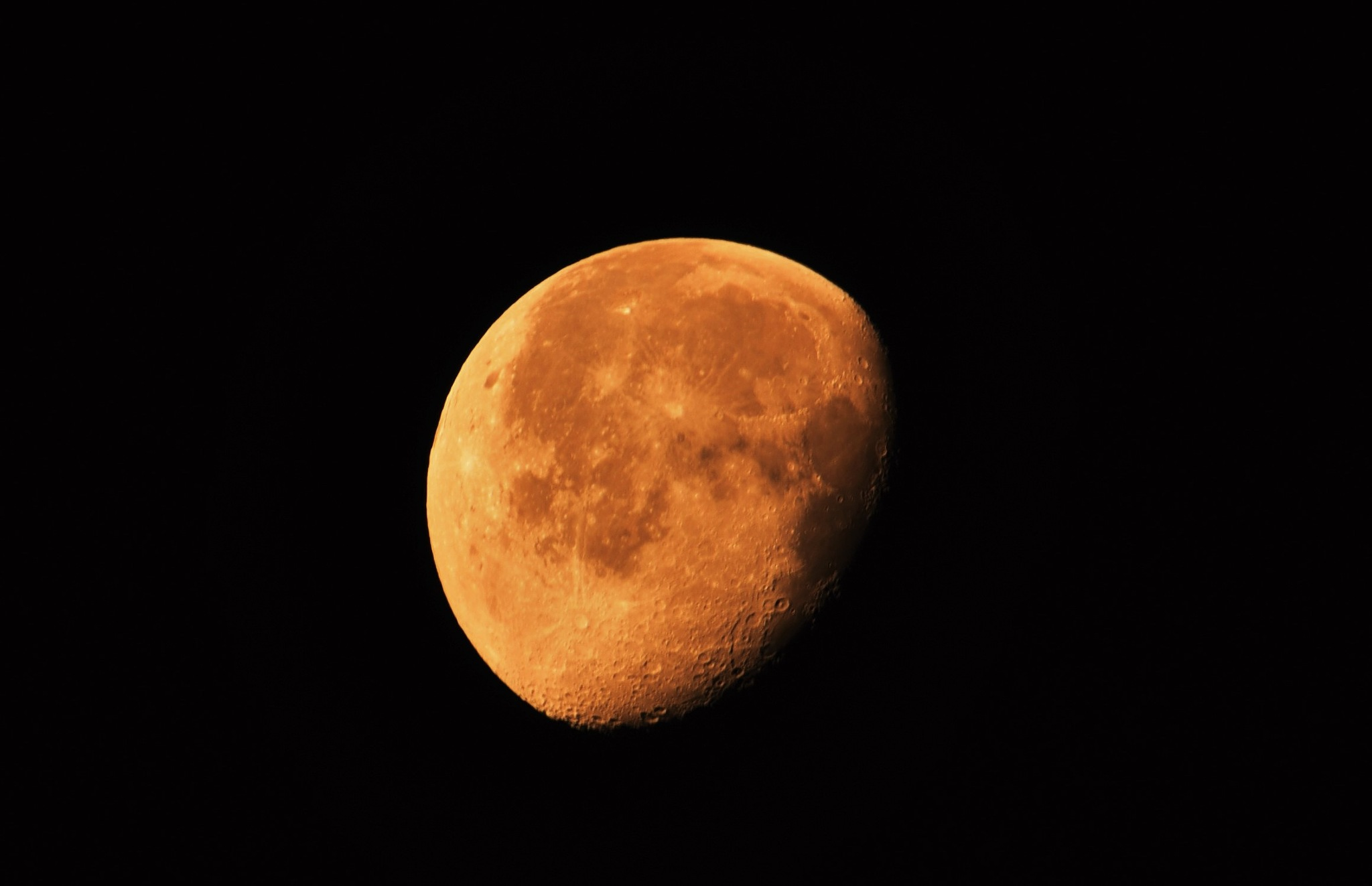The nice side of the moon by hananel hebe
