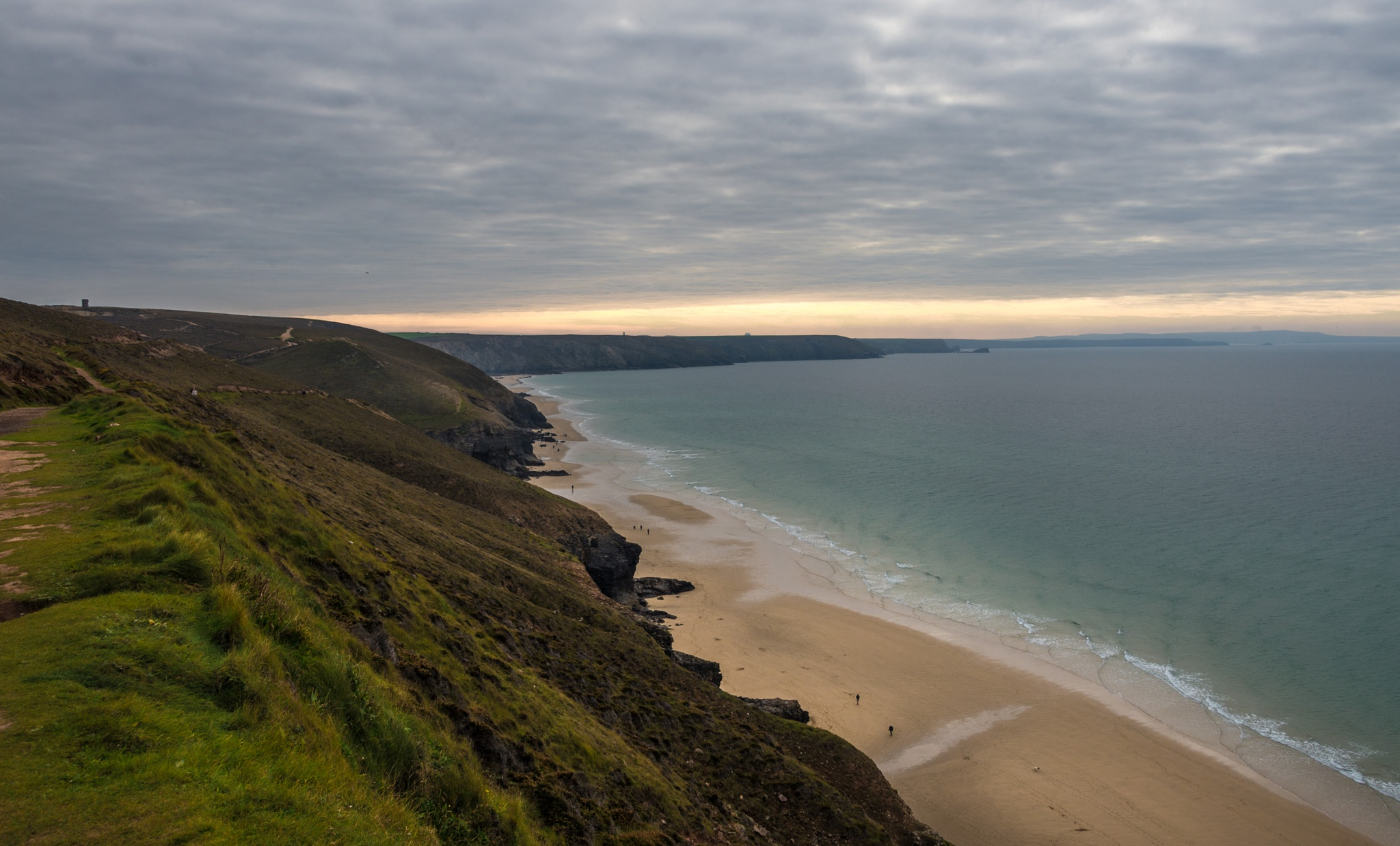 Chapel Porth by Gillie Savage
