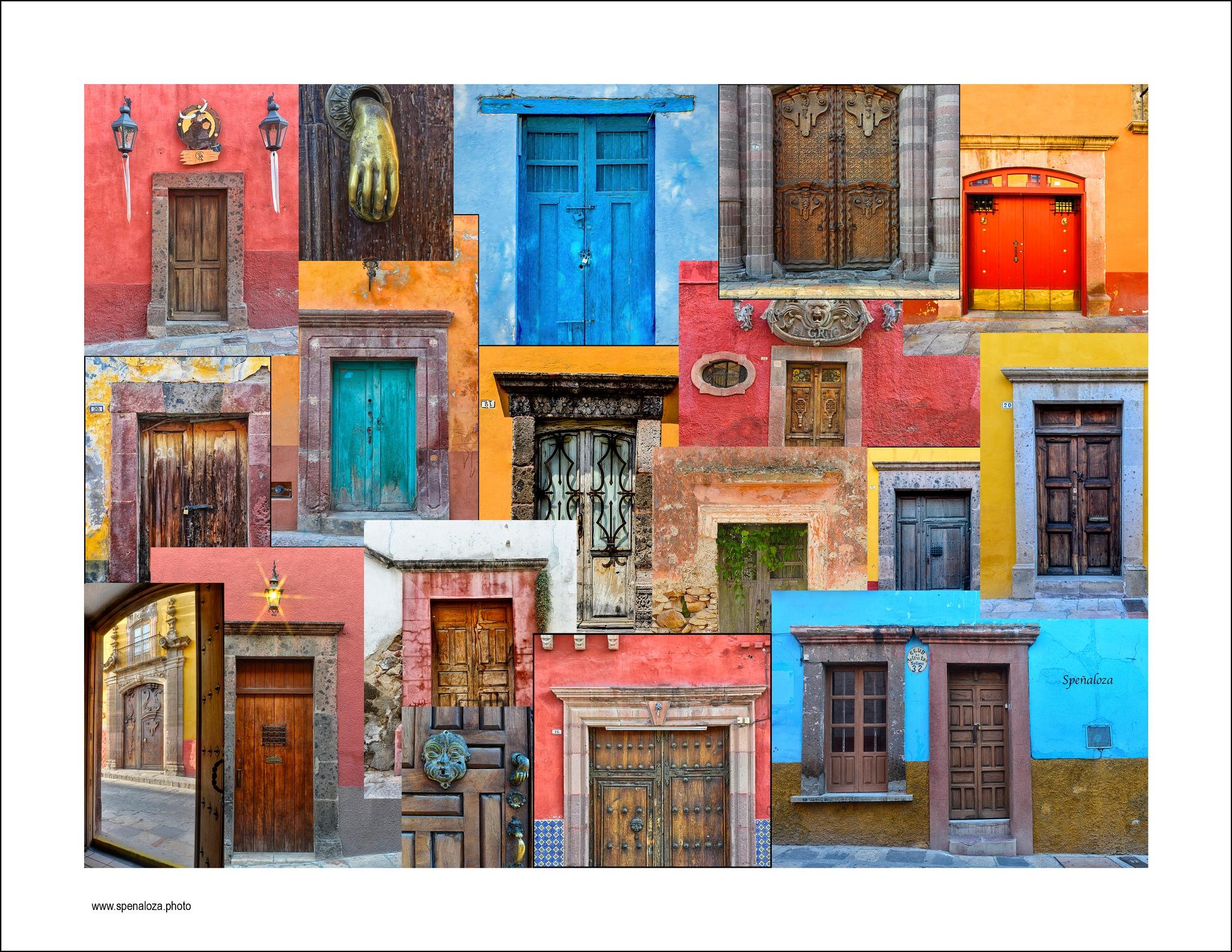 The Doors  by Salvador Penaloza