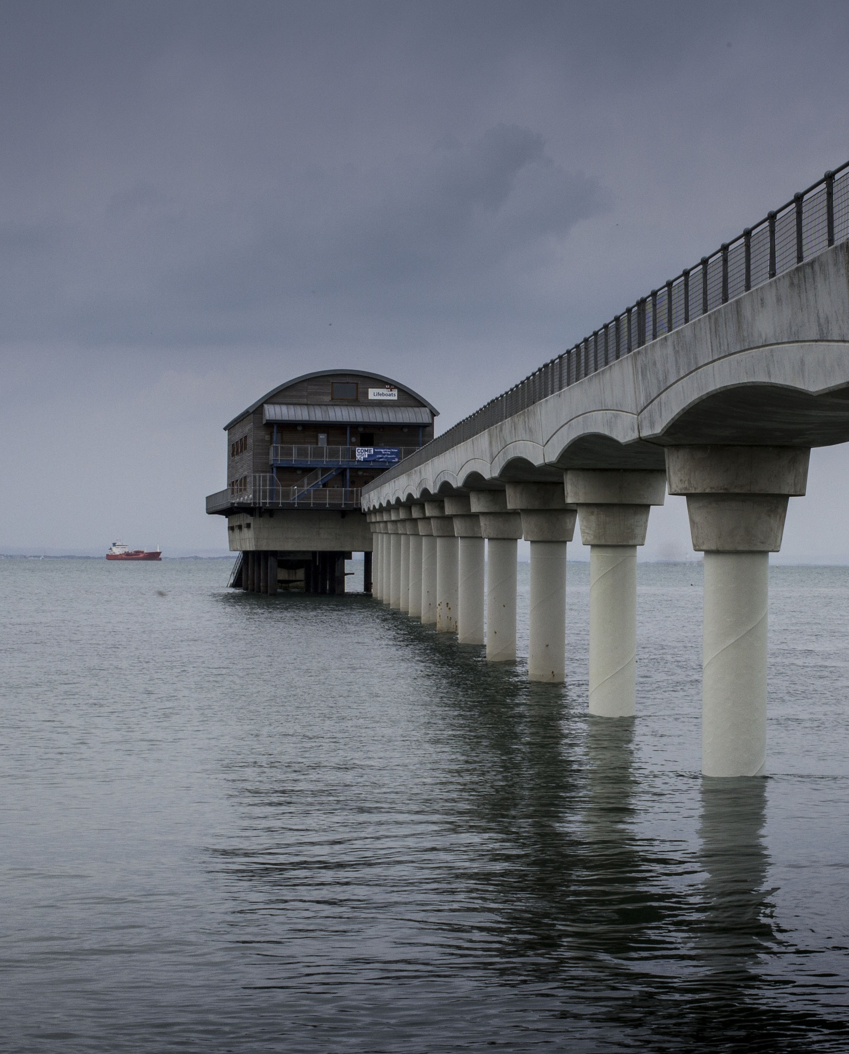 Bembridge Lifeboat Station by mtinteriors