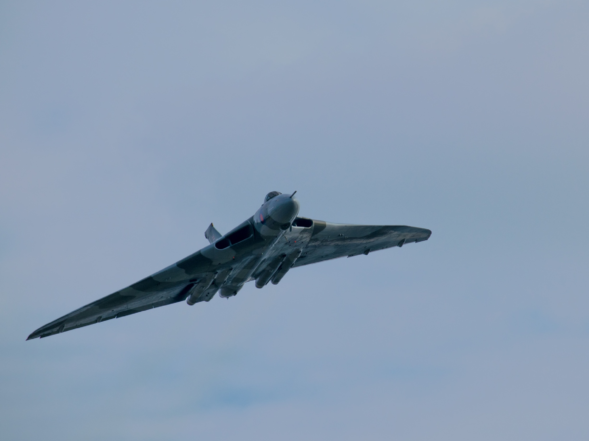 Vulcan Farewell by Max Pickering
