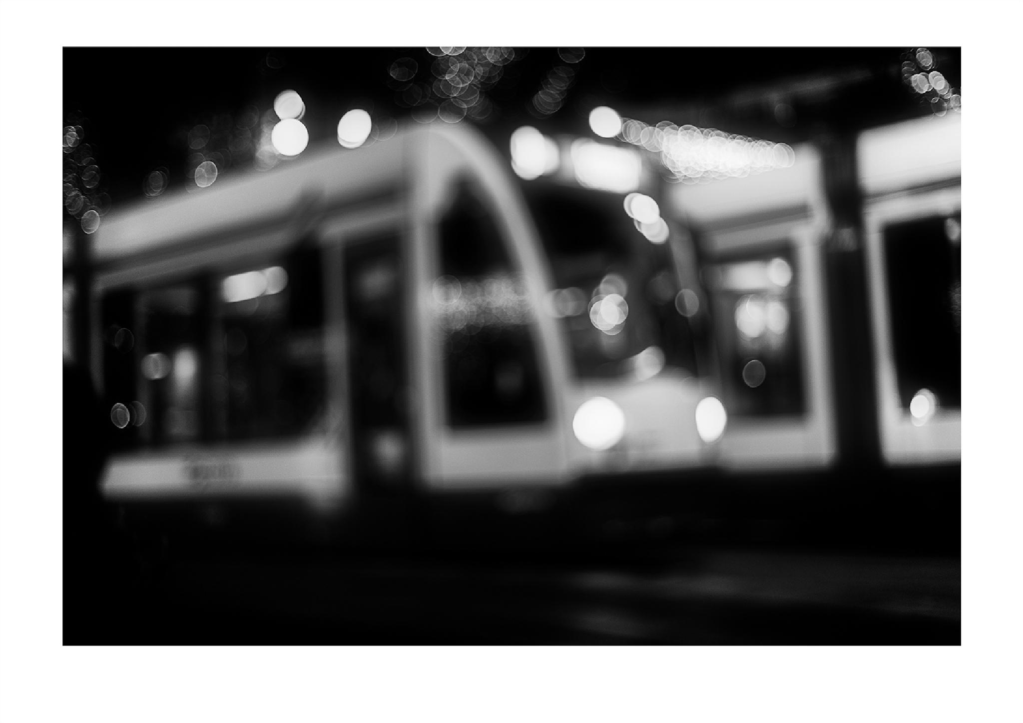 Tram Amstellois by Mickael.G photographie