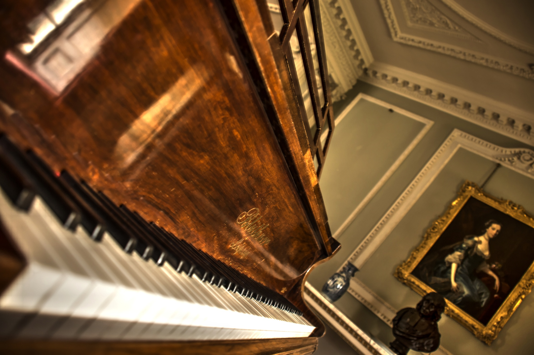 Piano by Chris Porter