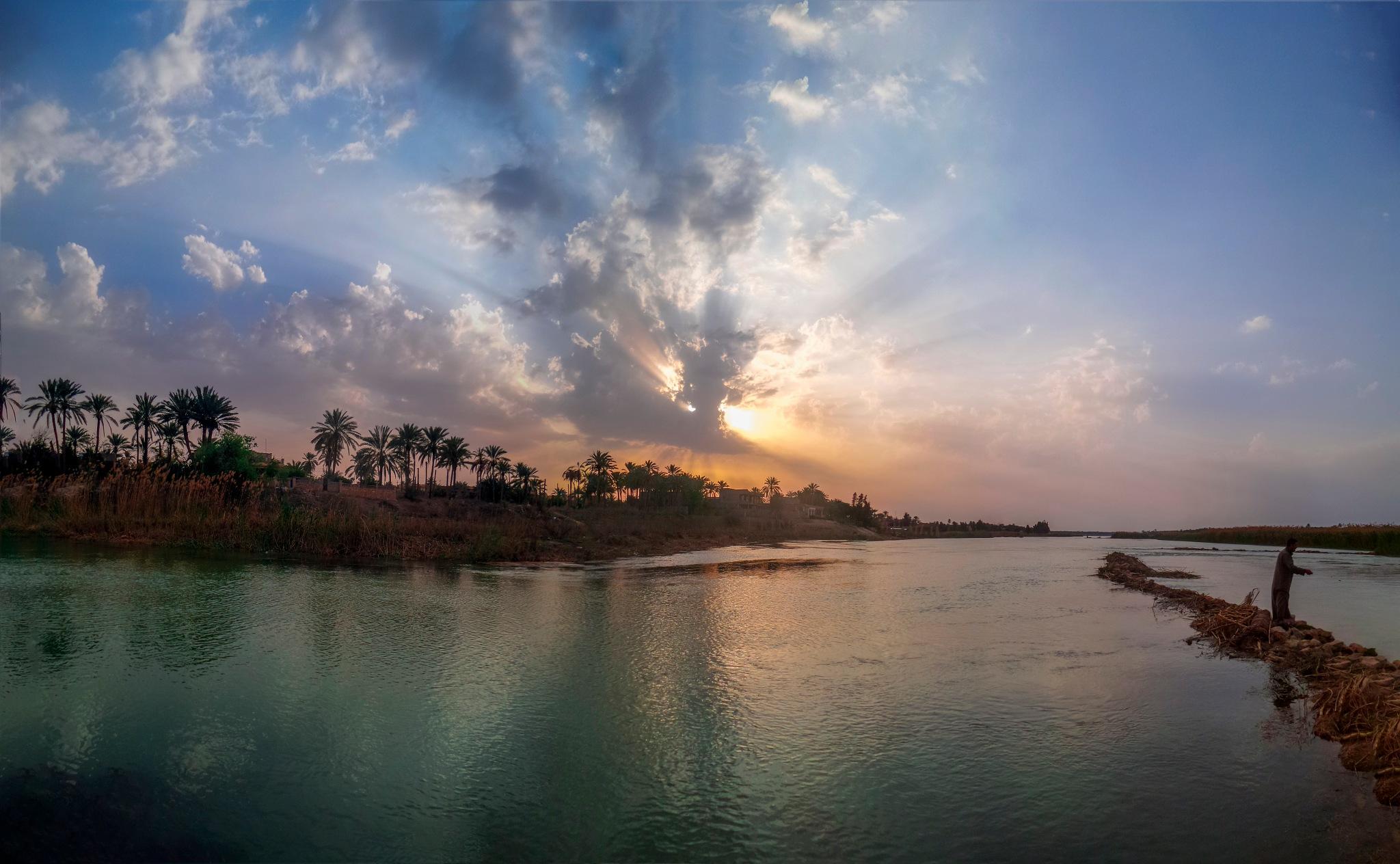 River of Eternity by Ammar SH Heety