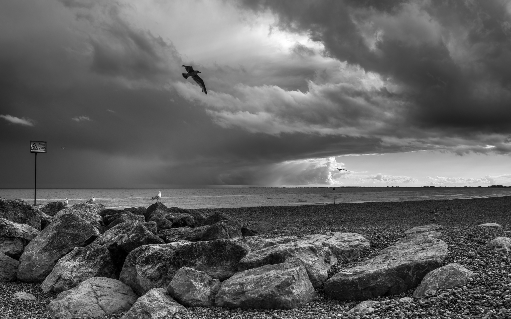 Storm before the calm by Nick