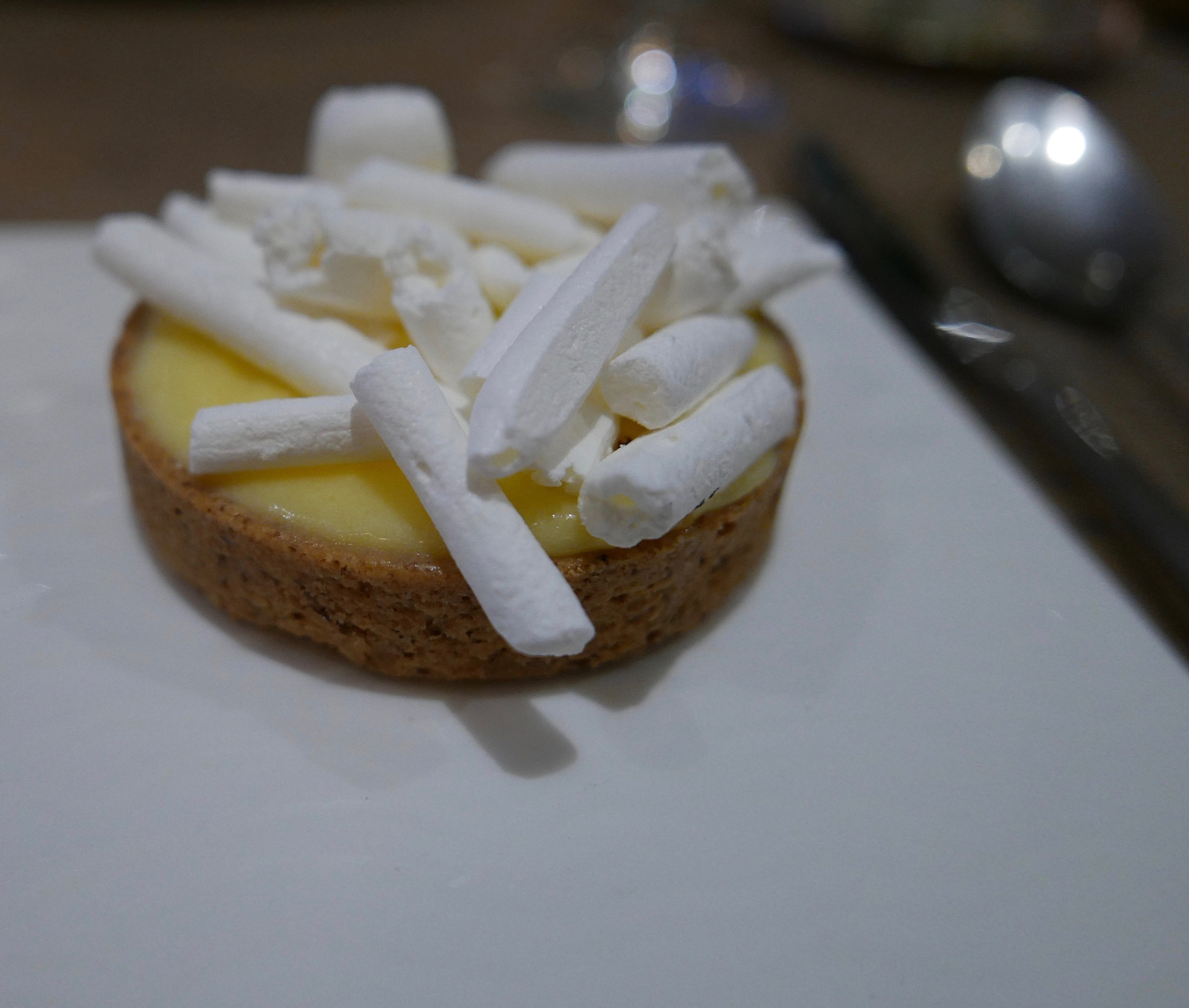 Lemon pie by lallemand
