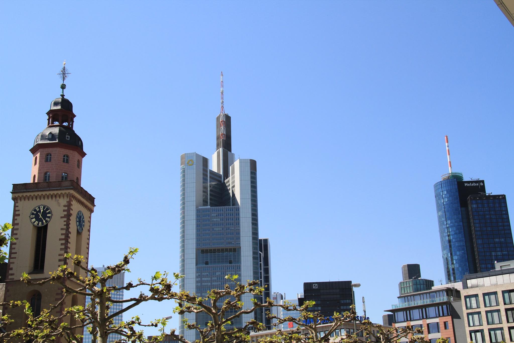 Frankfurt am Main by ozgurkugu
