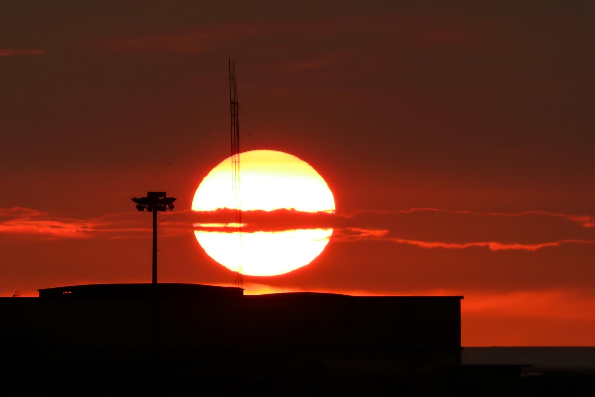 Sunset by jsiras