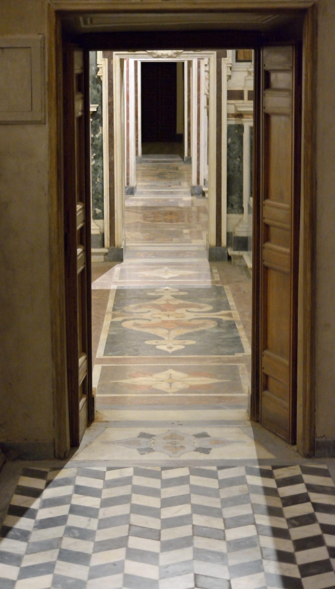 Certosa di San Martino by InSight