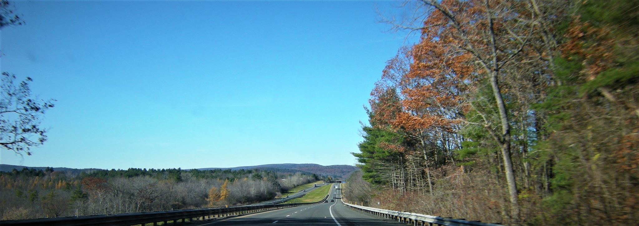 On the road Trip to New York State by Miguelvillega