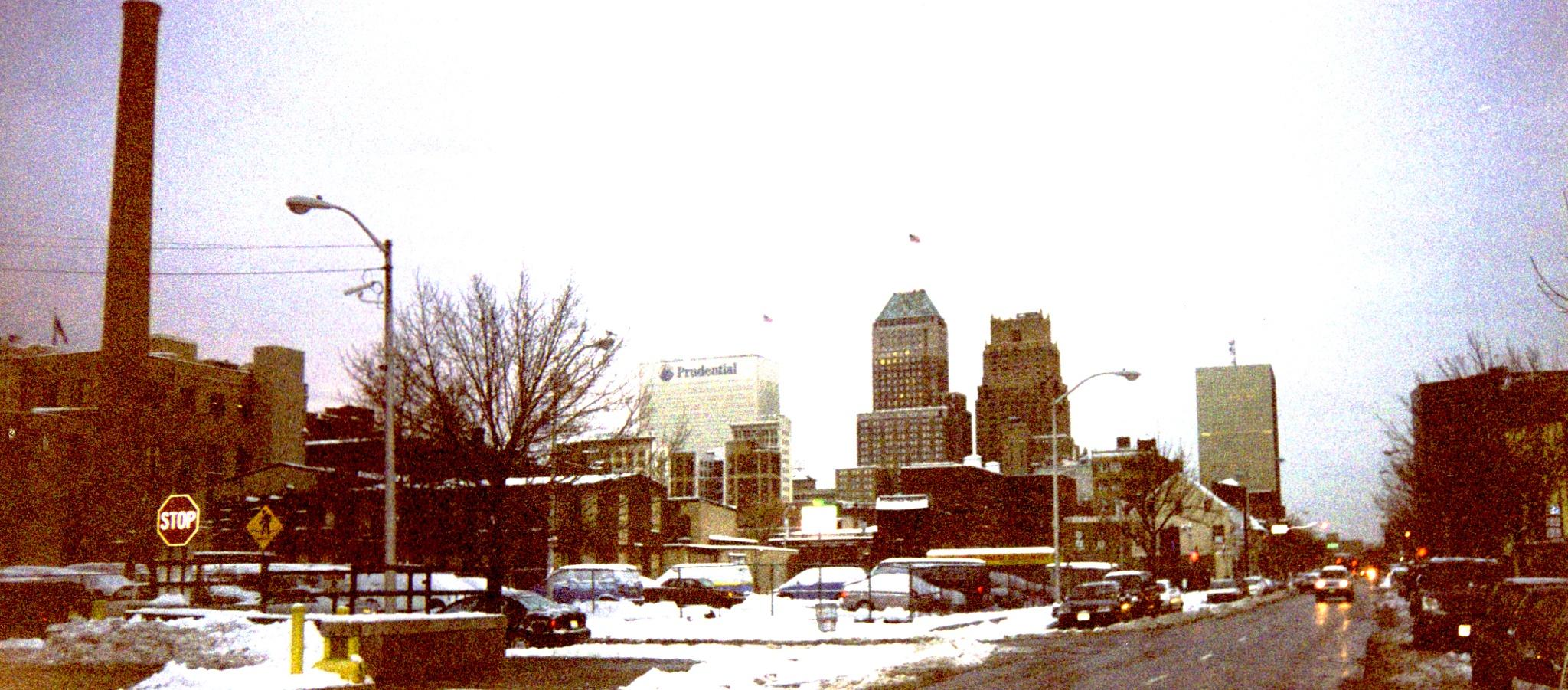 Newark,New Jersey Winter 2002 by Miguelvillega