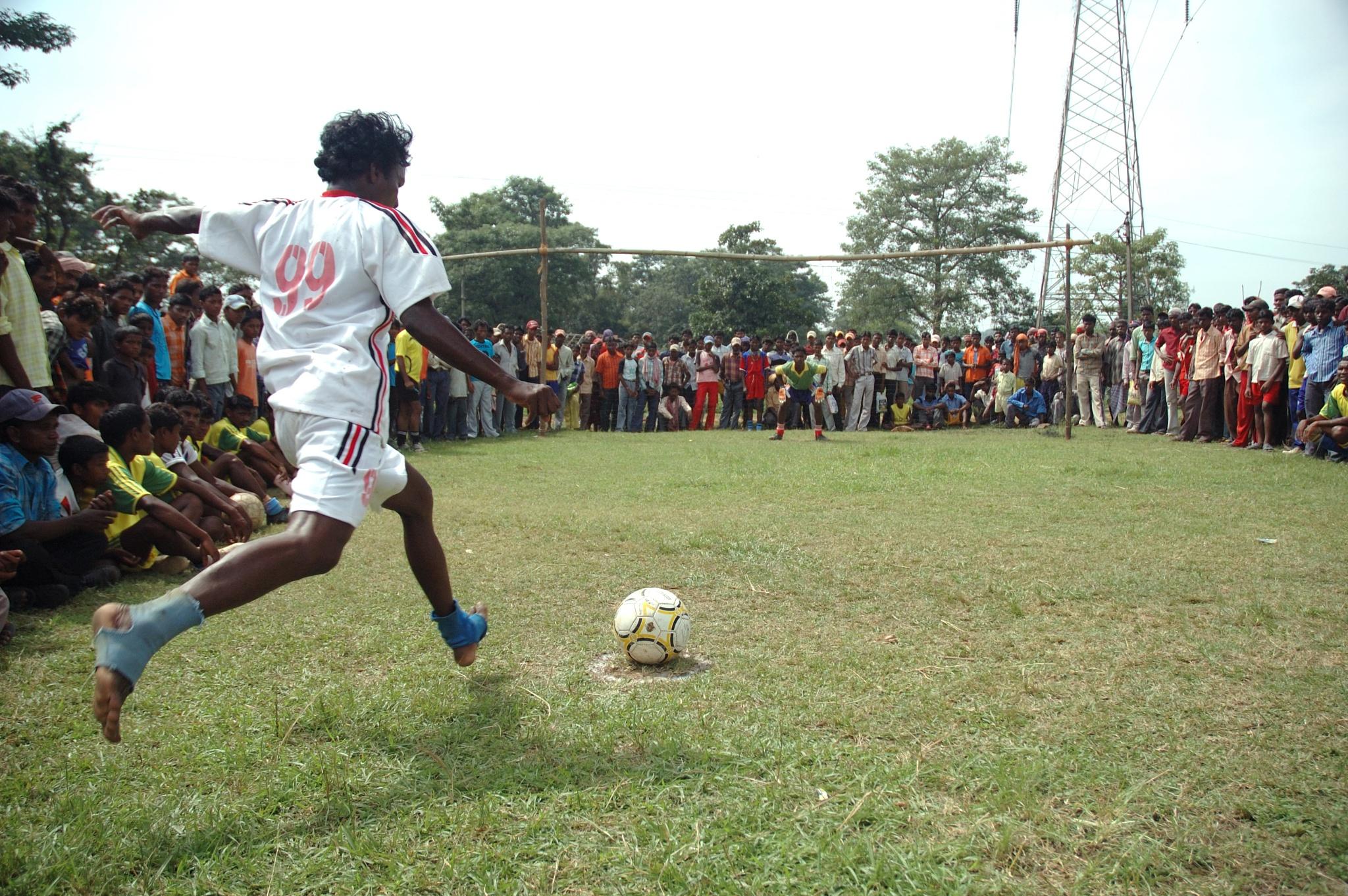 VIllage Soccer by mkumar_jsr