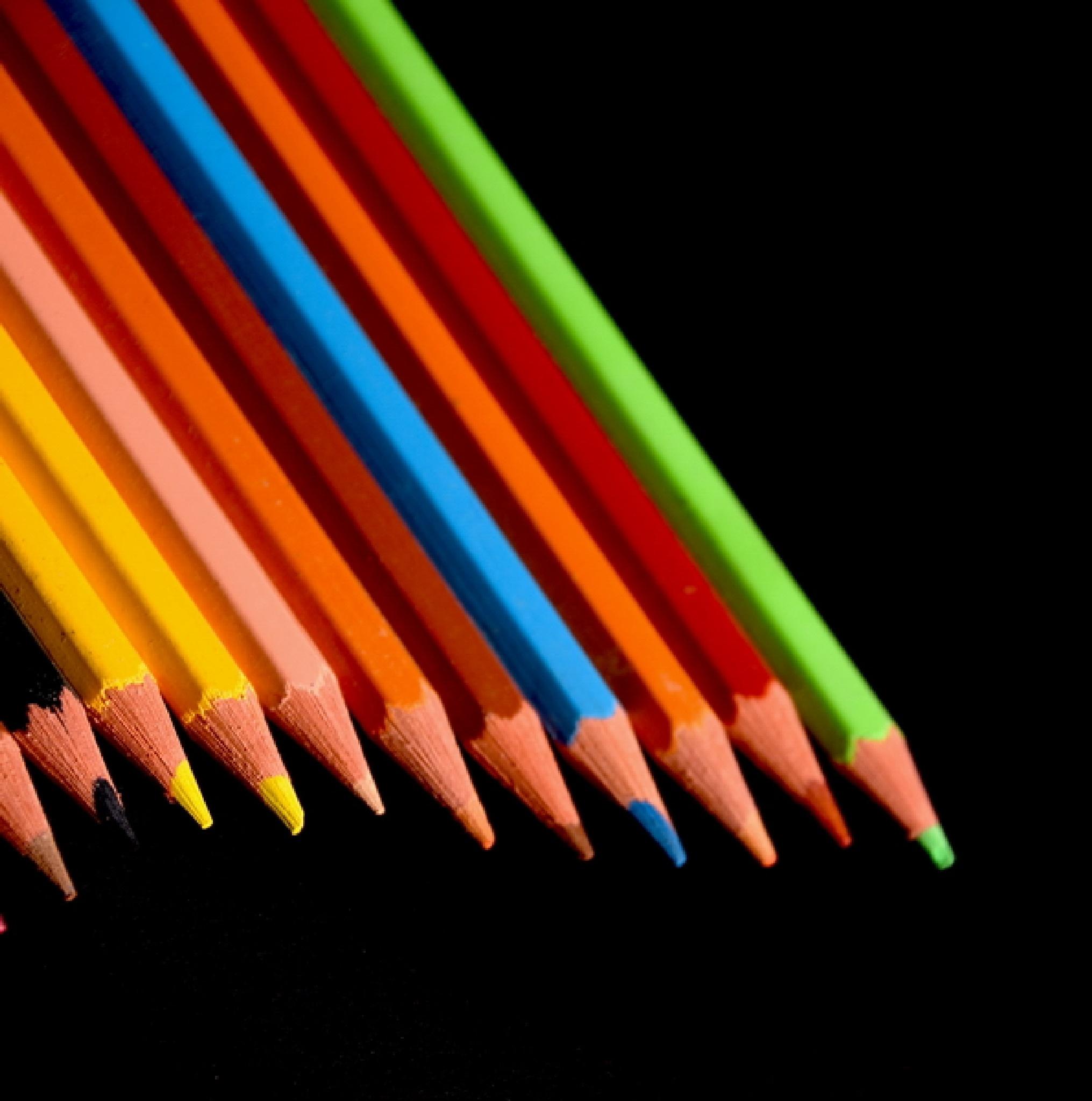 Pencils by NaumanMughal