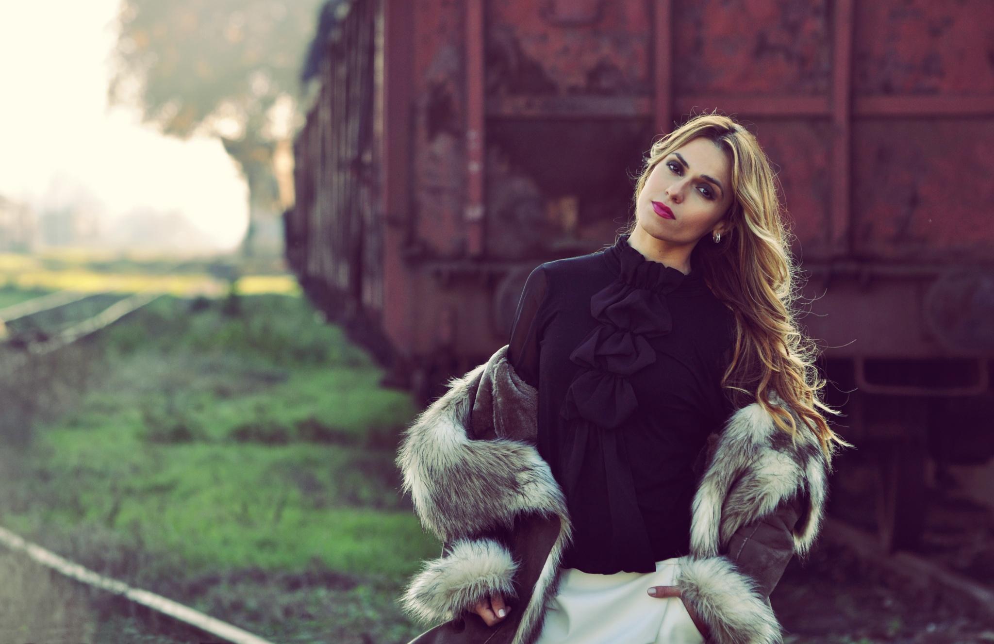 Winter session by Branislava Brandic