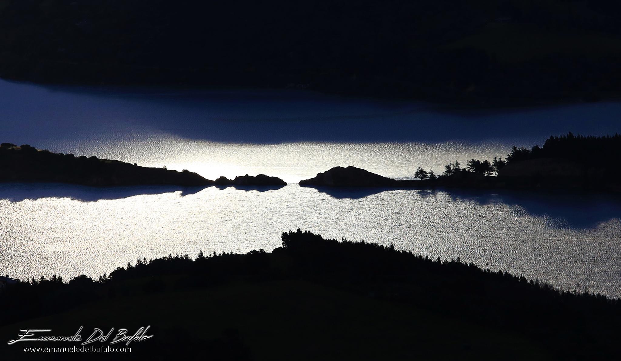 Sunset inside a Volcano by The Long Term Traveler