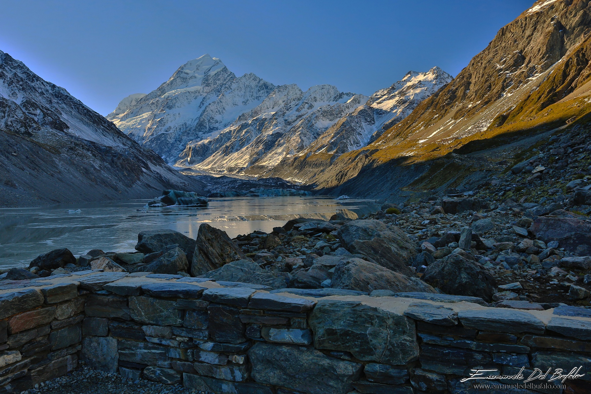 The Legend of Mount Cook by The Long Term Traveler