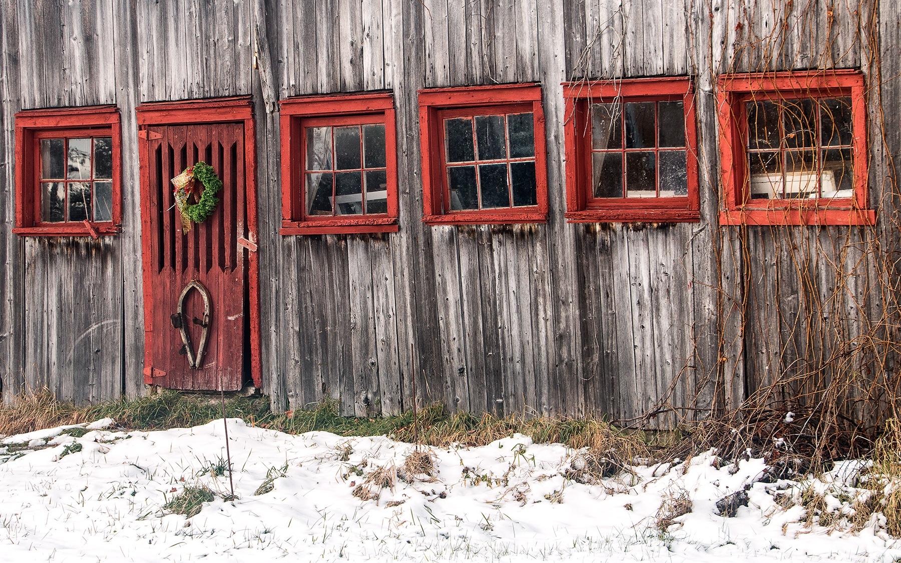 La grange aux droits d'auteur by Guy Ferron