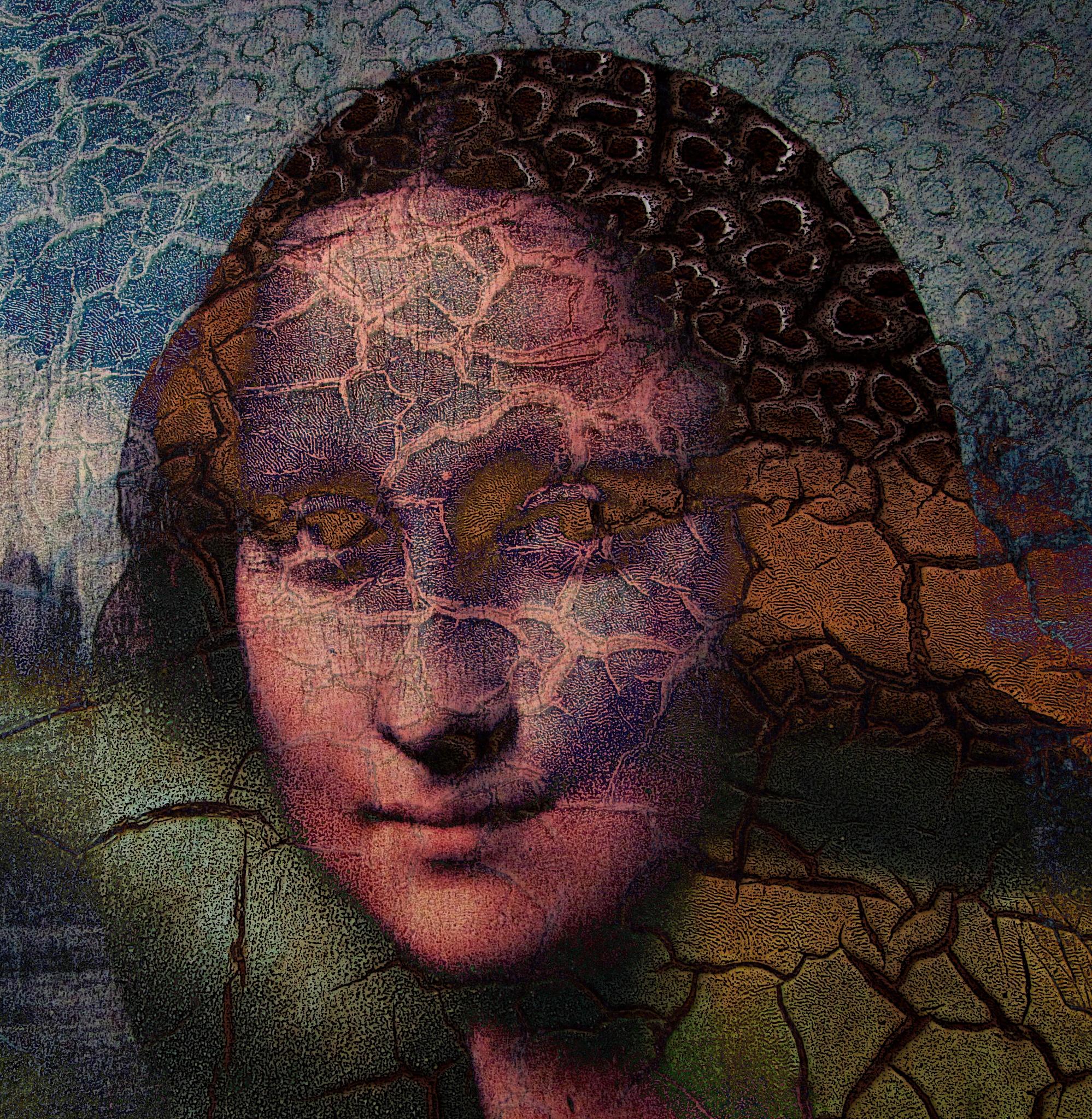 Mona by Guy Ferron