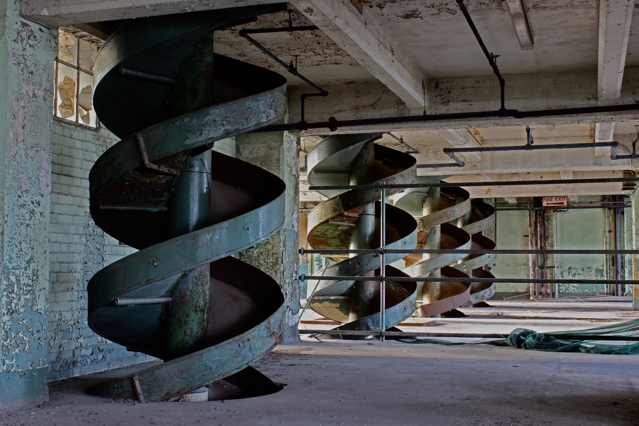 Helter Skelter by Richie Gowen