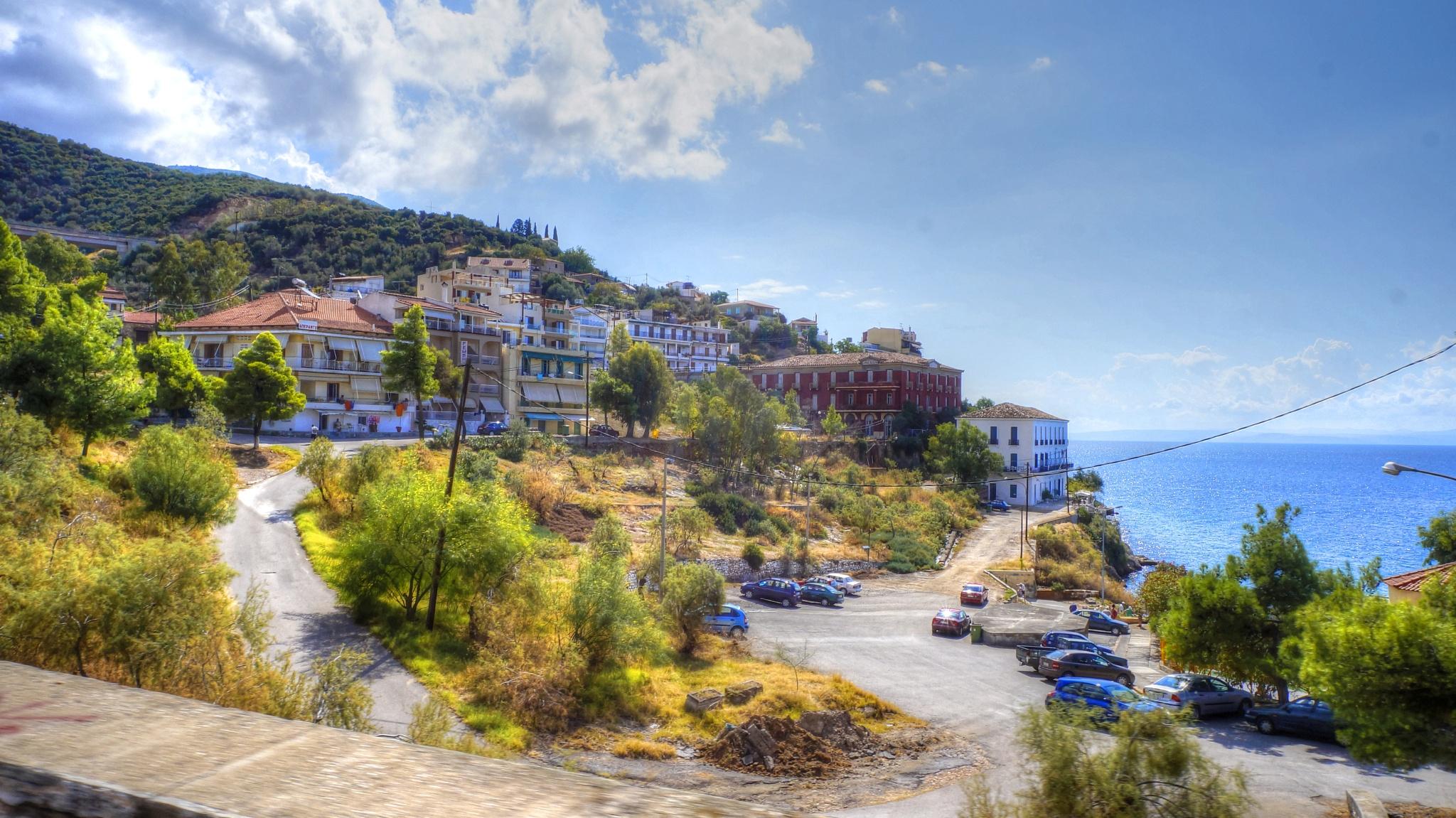 joy  of greece islands  by ETOD