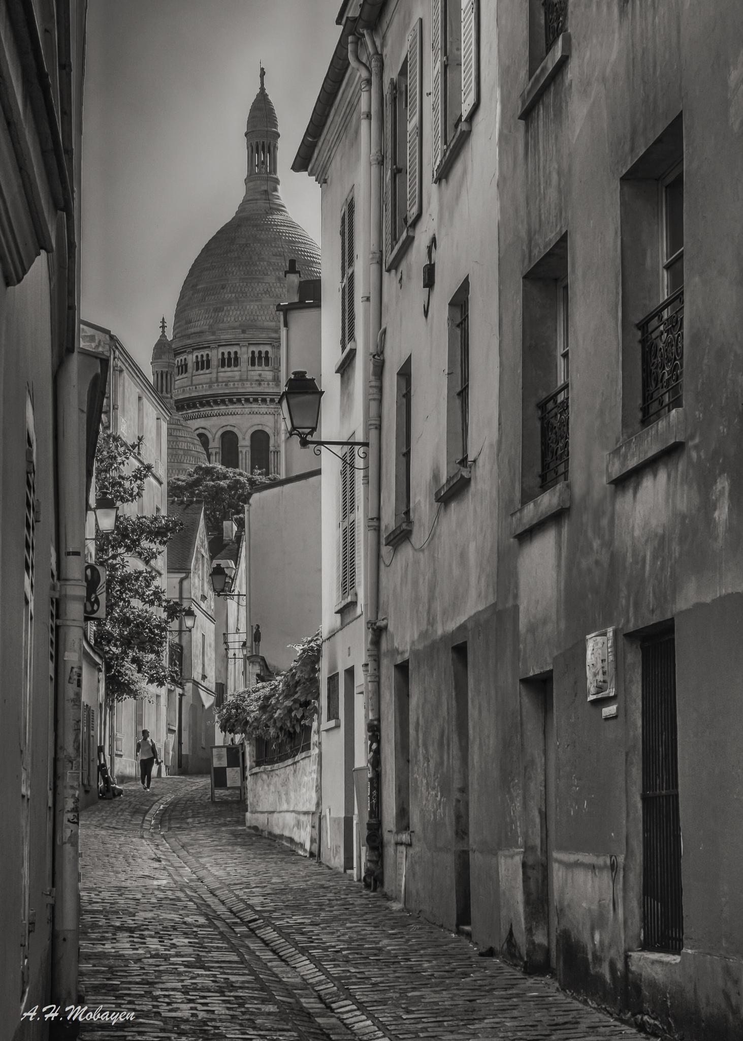 Cathedral by ahmobayen