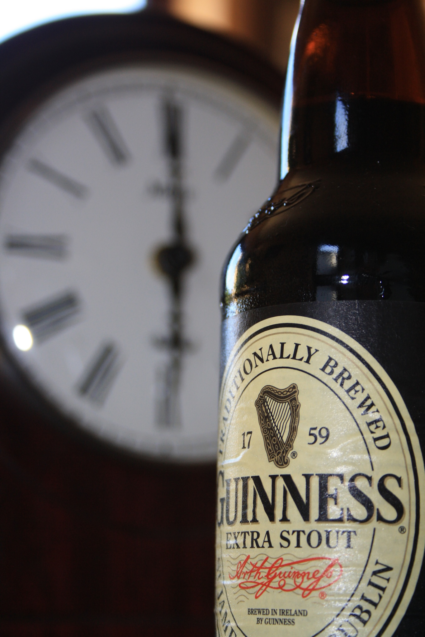 What time is it?  by keith Doyle