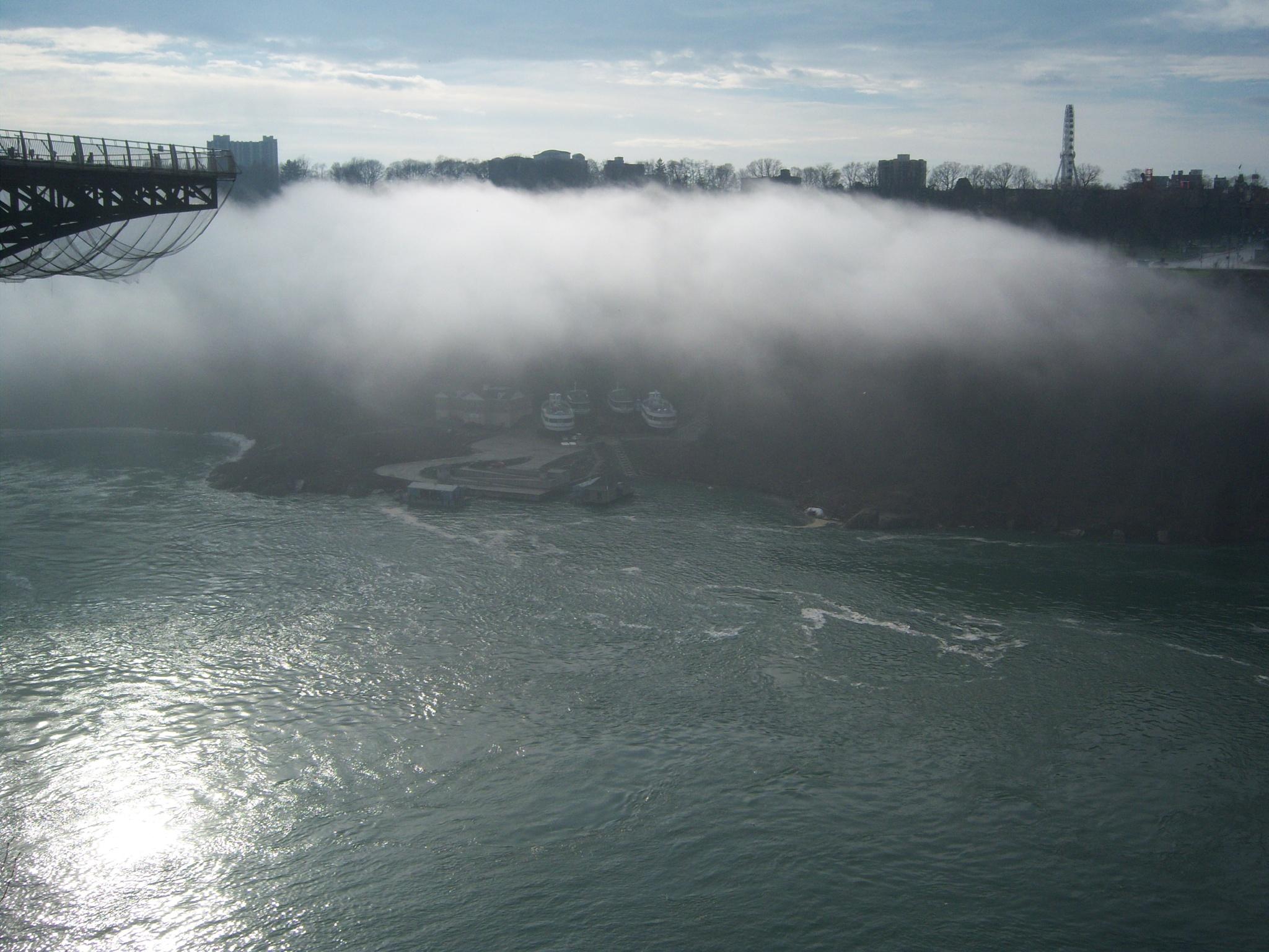 Niagara Falls by Scott Pasnik