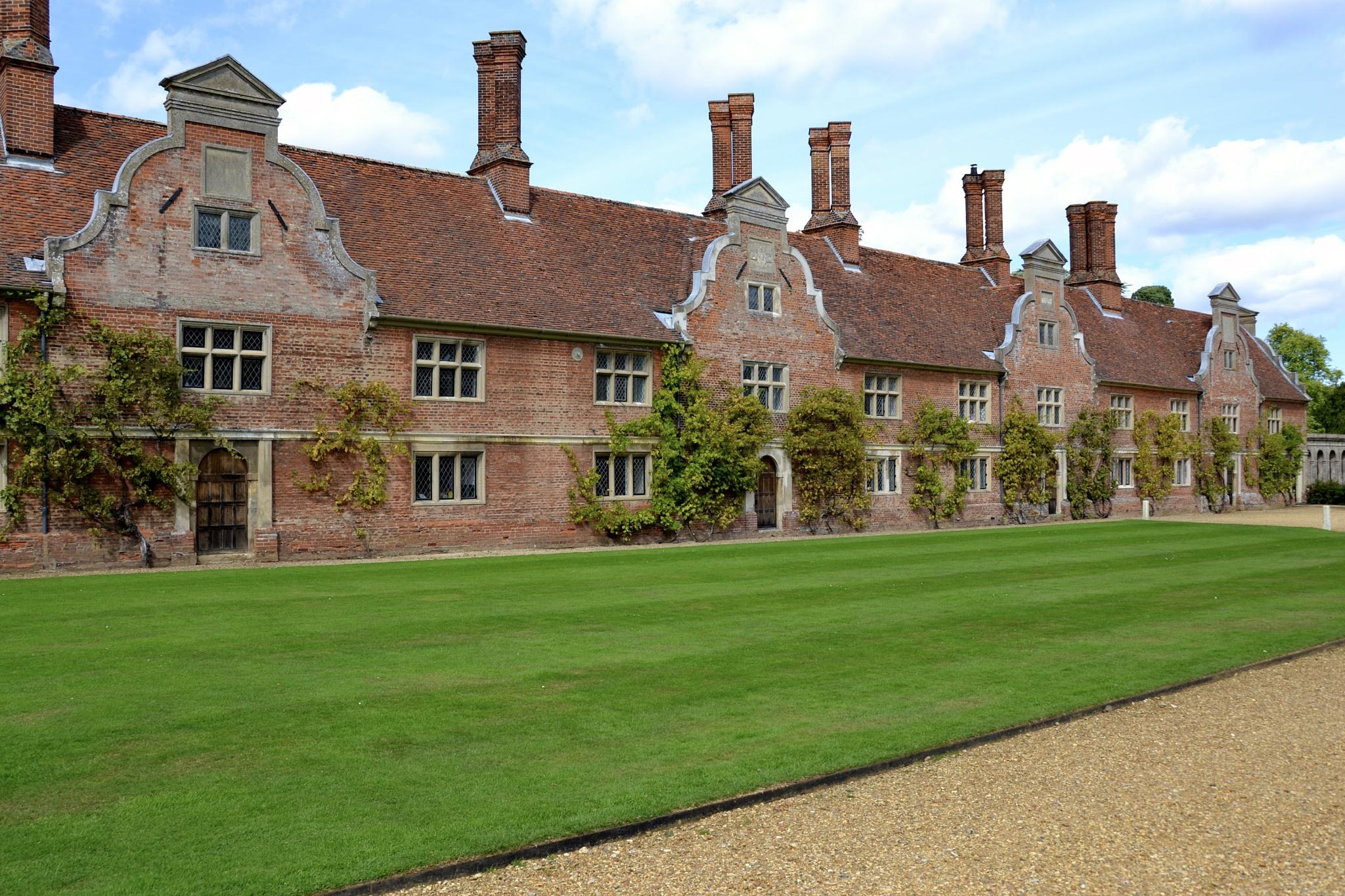Blickling Hall, Norfolk. by Marisa