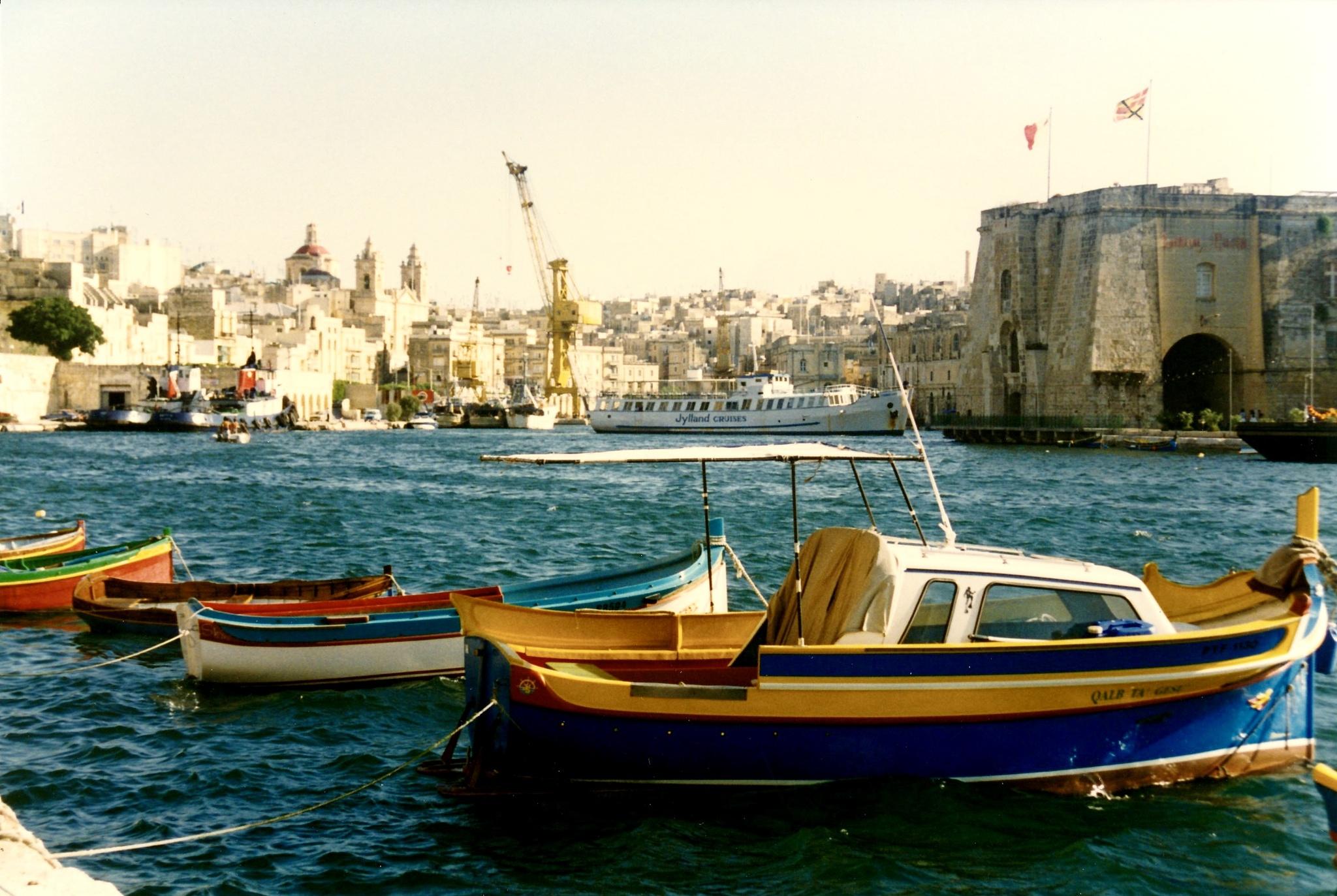 ll-Port il-Kbir by Marisa