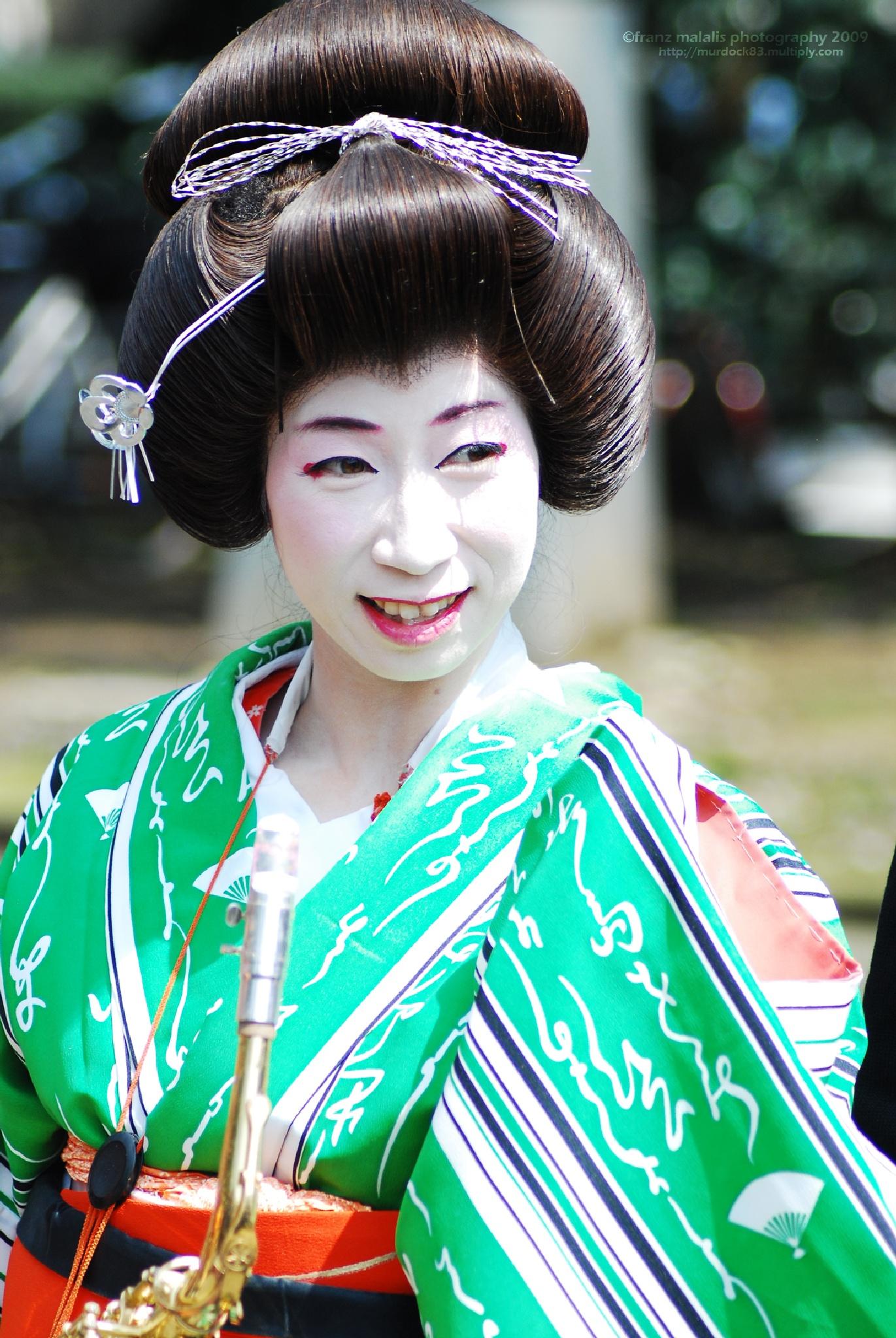 Geisha by MurdockFotografo