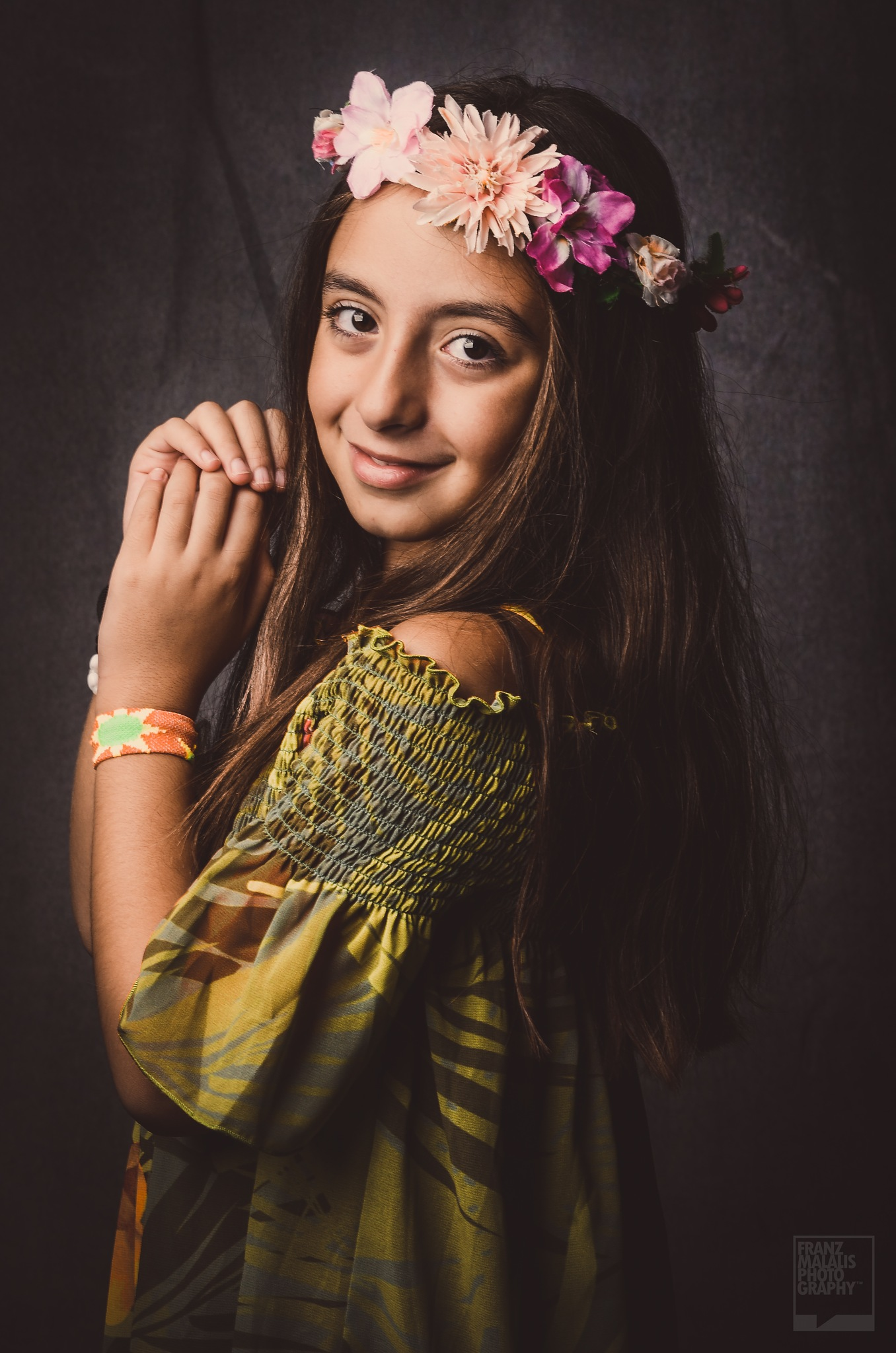 Flower Girl by MurdockFotografo