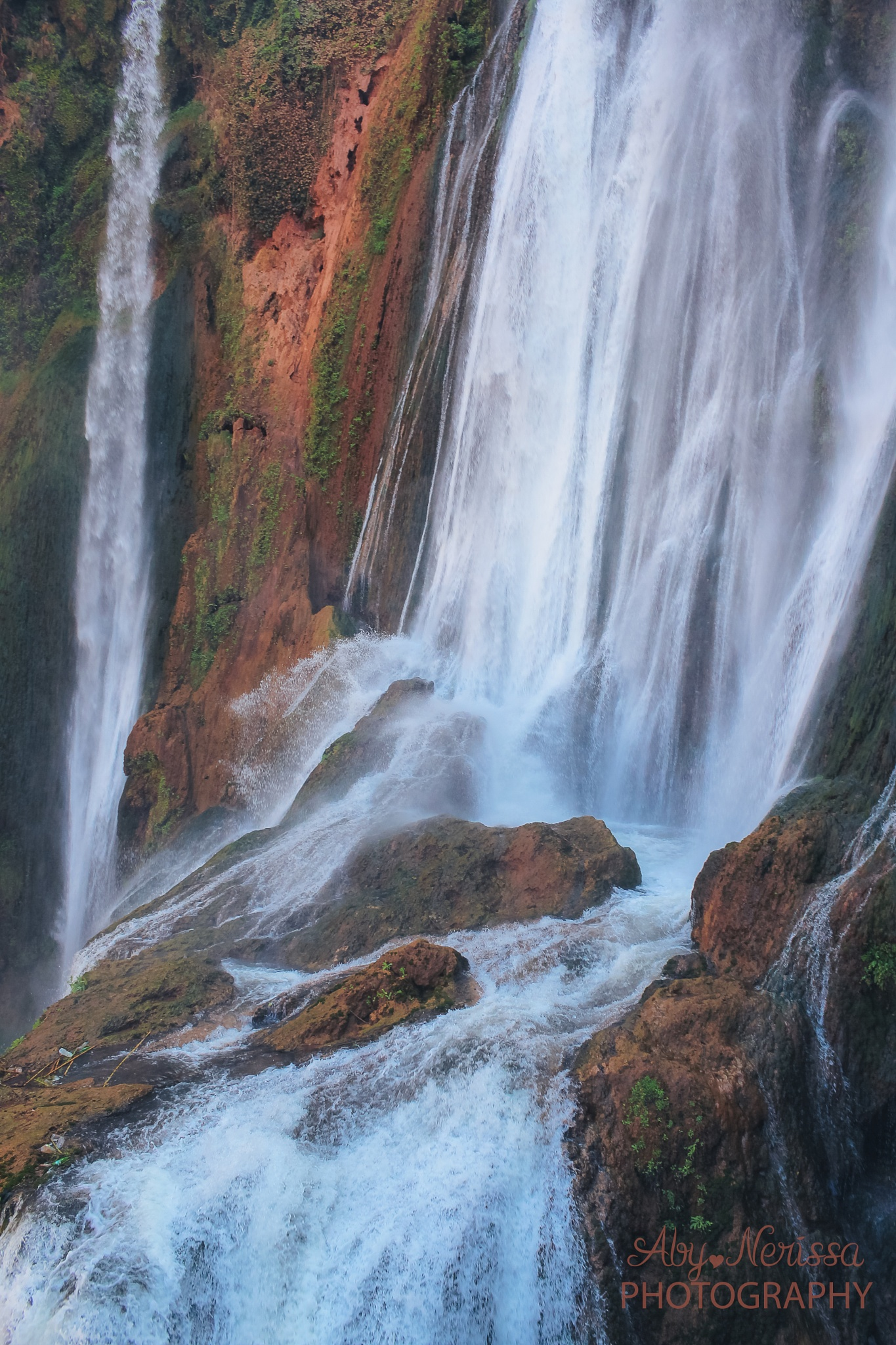 Photo in Travel #waterfall #morocco #ouzoud