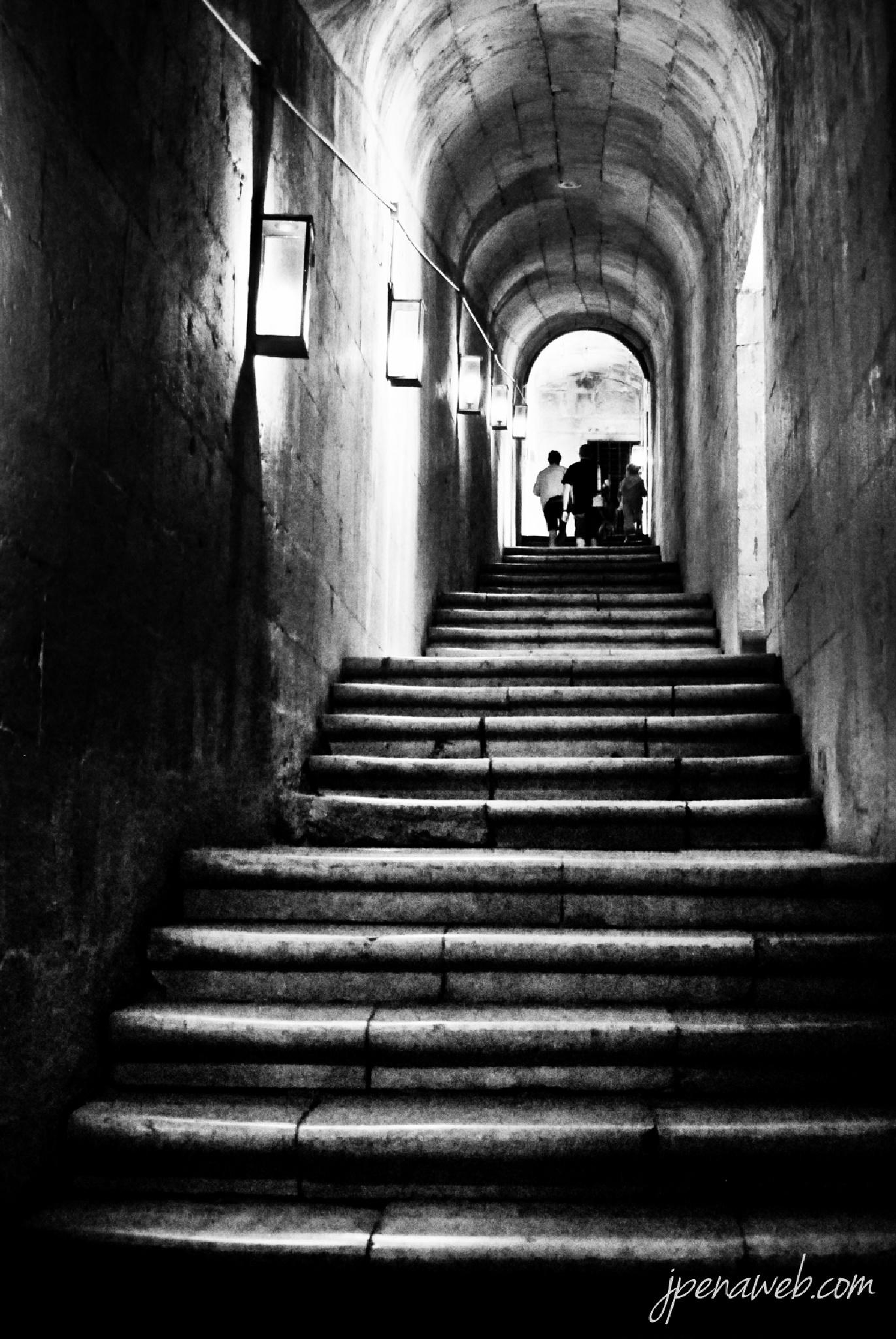Stairway to heaven by jesus pena