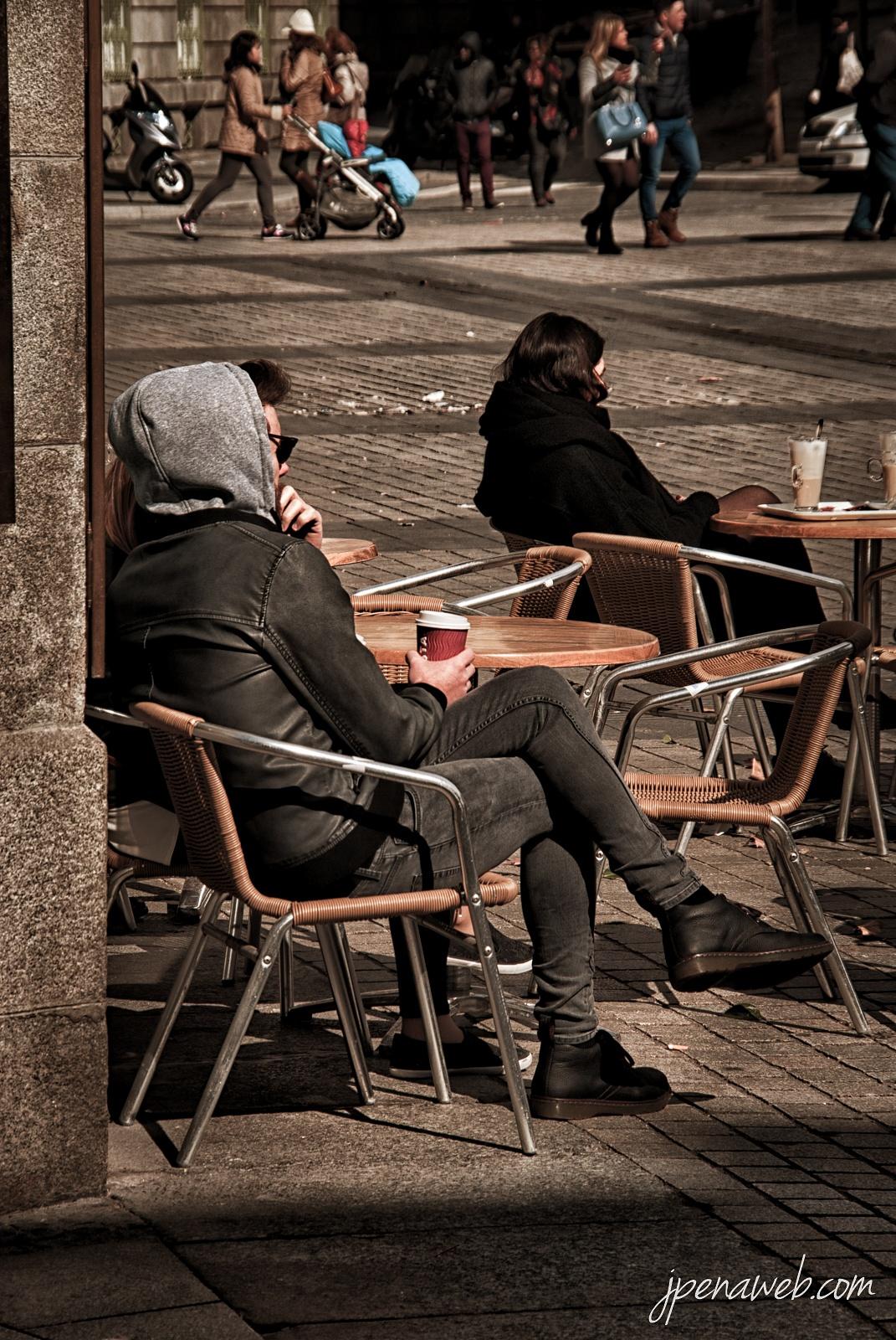 Coffee Time by jesus pena