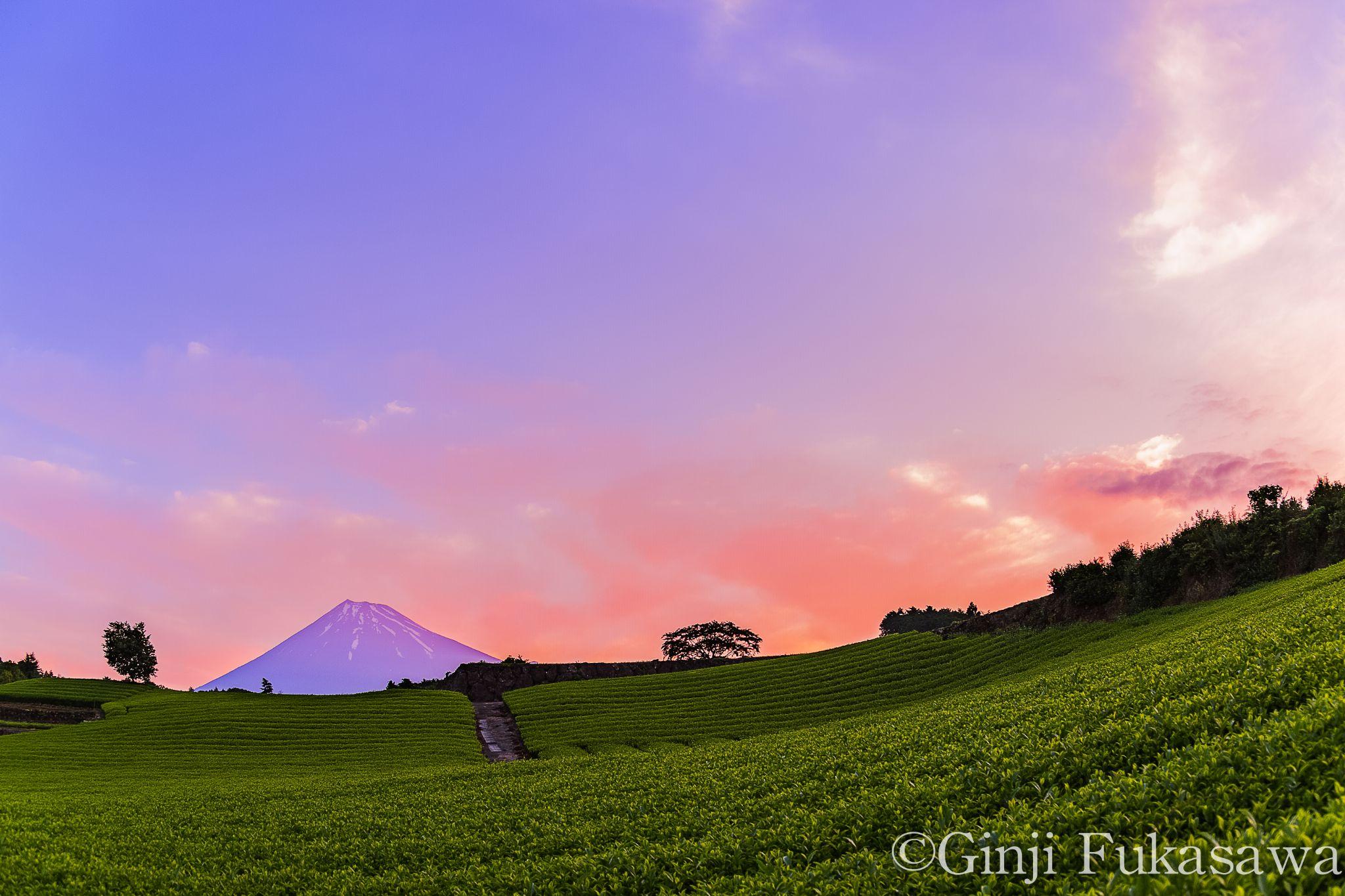 Red Sky. by GinjiFukasawa