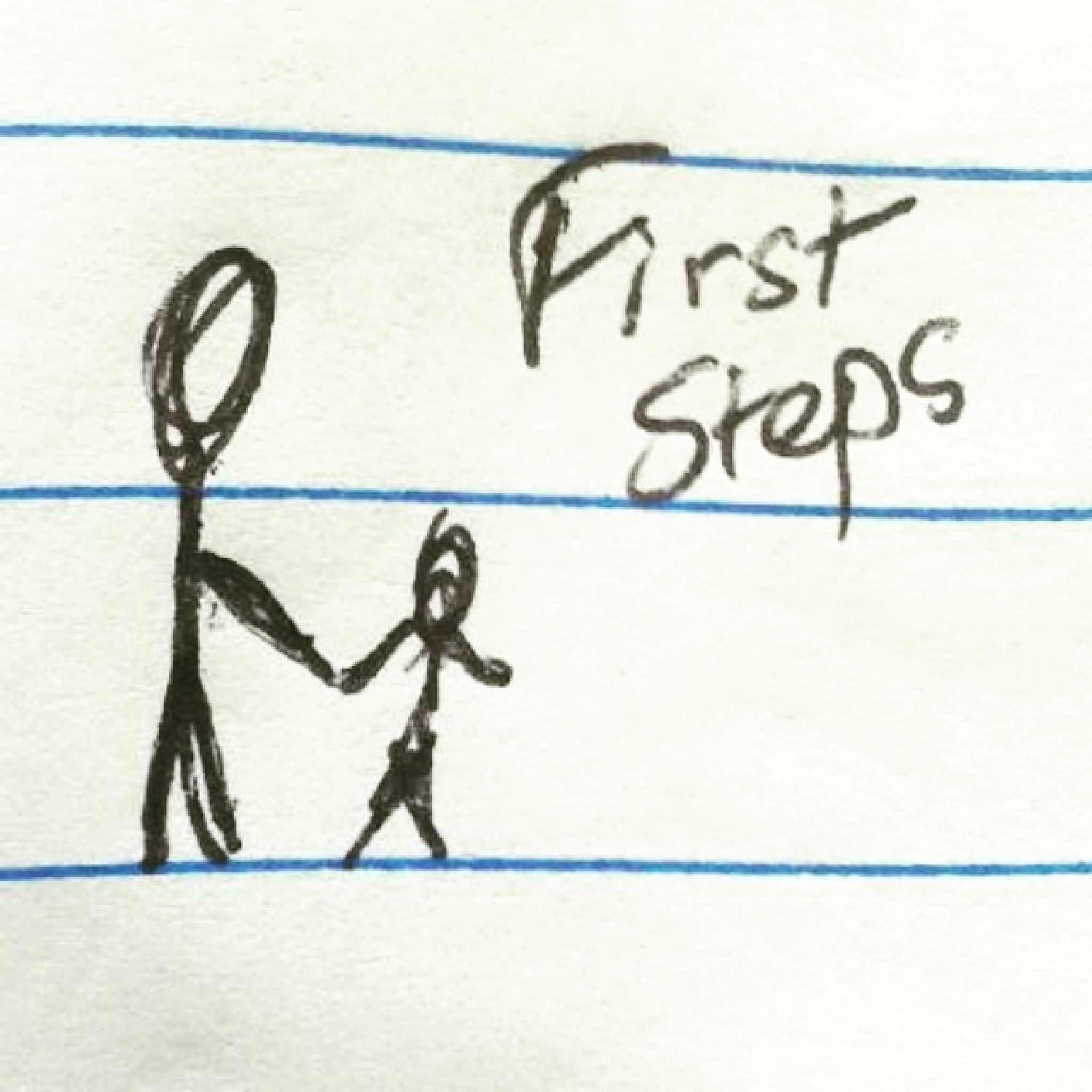 First Steps by B. Hasemeyer