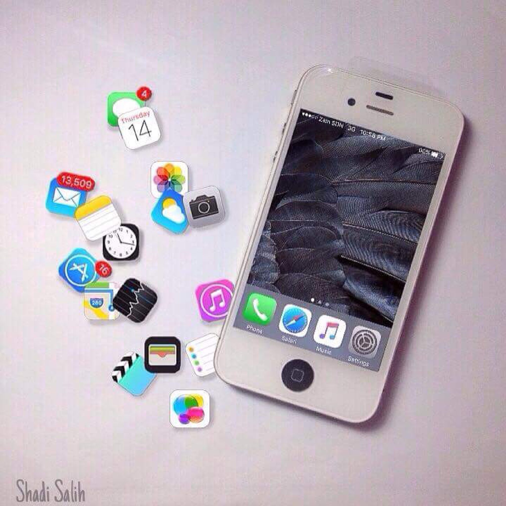 Icons by shadisalih